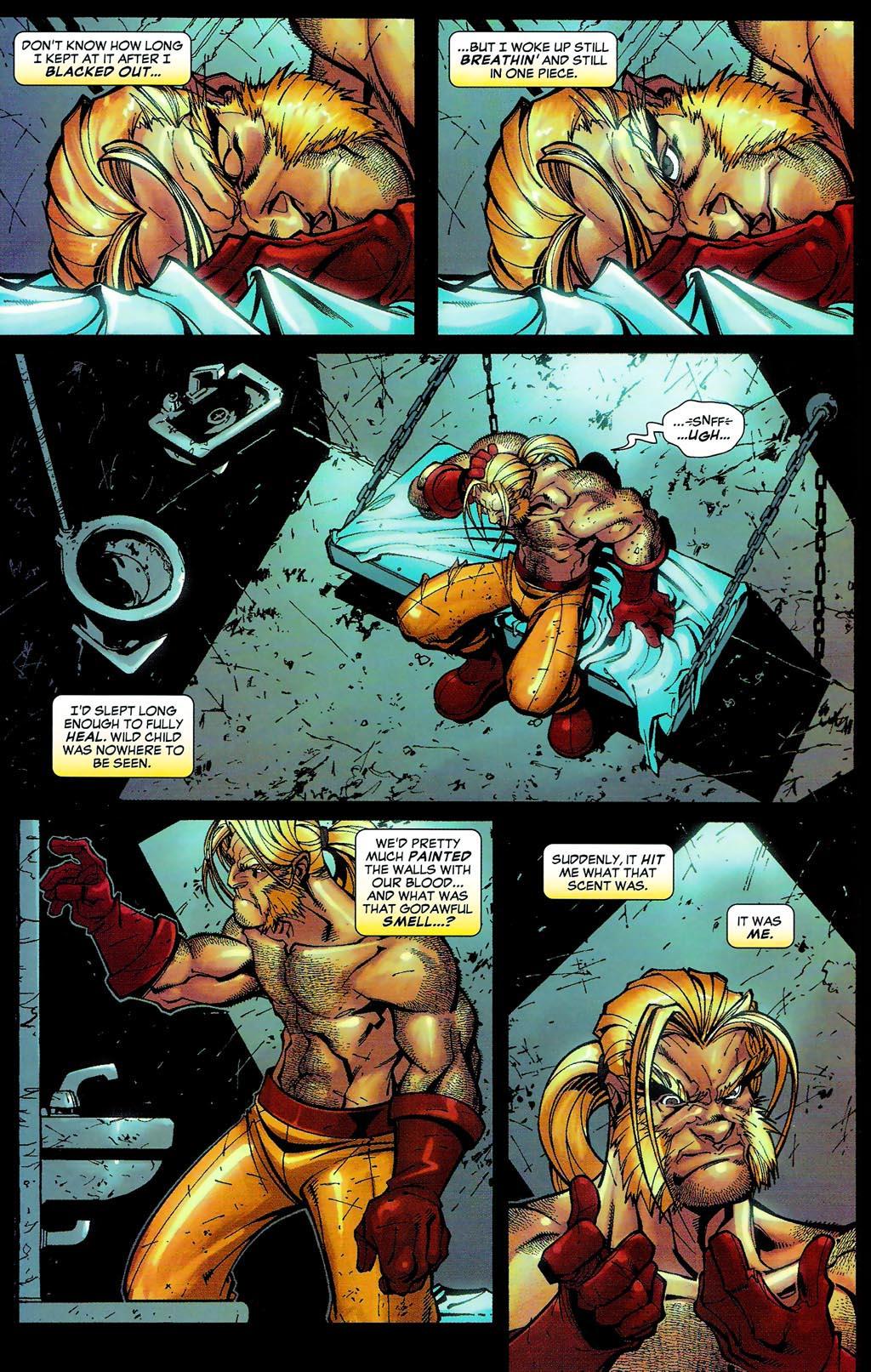 Read online Age of Apocalypse (2005) comic -  Issue #0 - 13