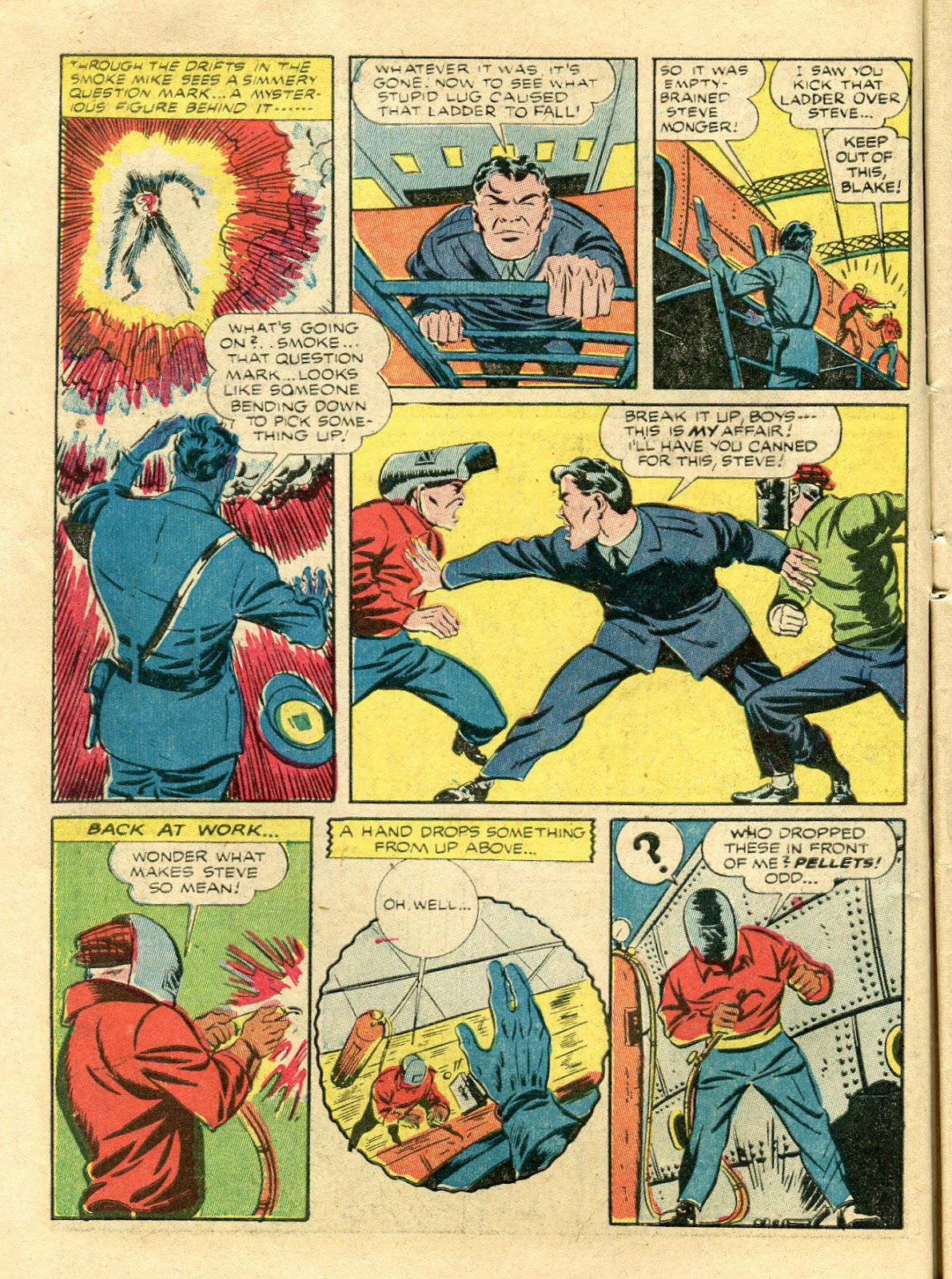 Green Hornet Comics issue 11 - Page 7