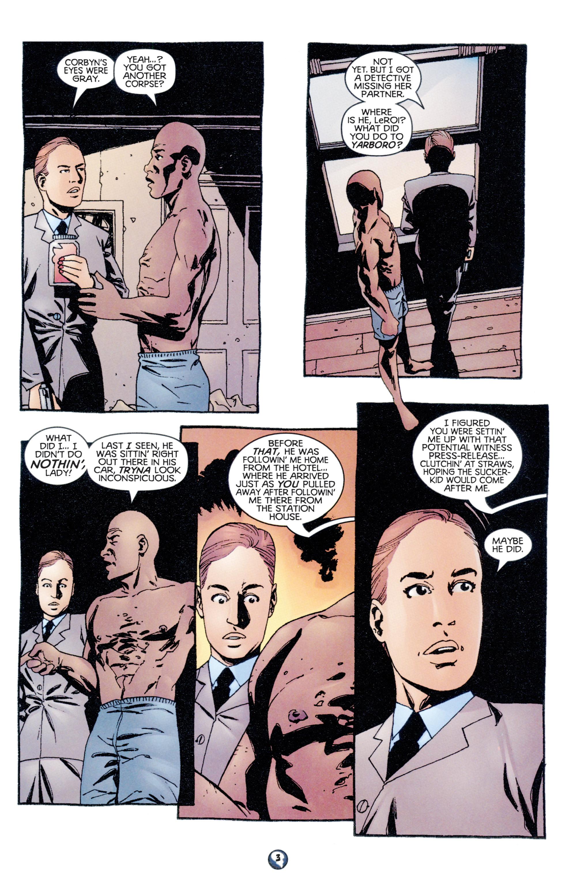 Read online Shadowman (1997) comic -  Issue #10 - 4