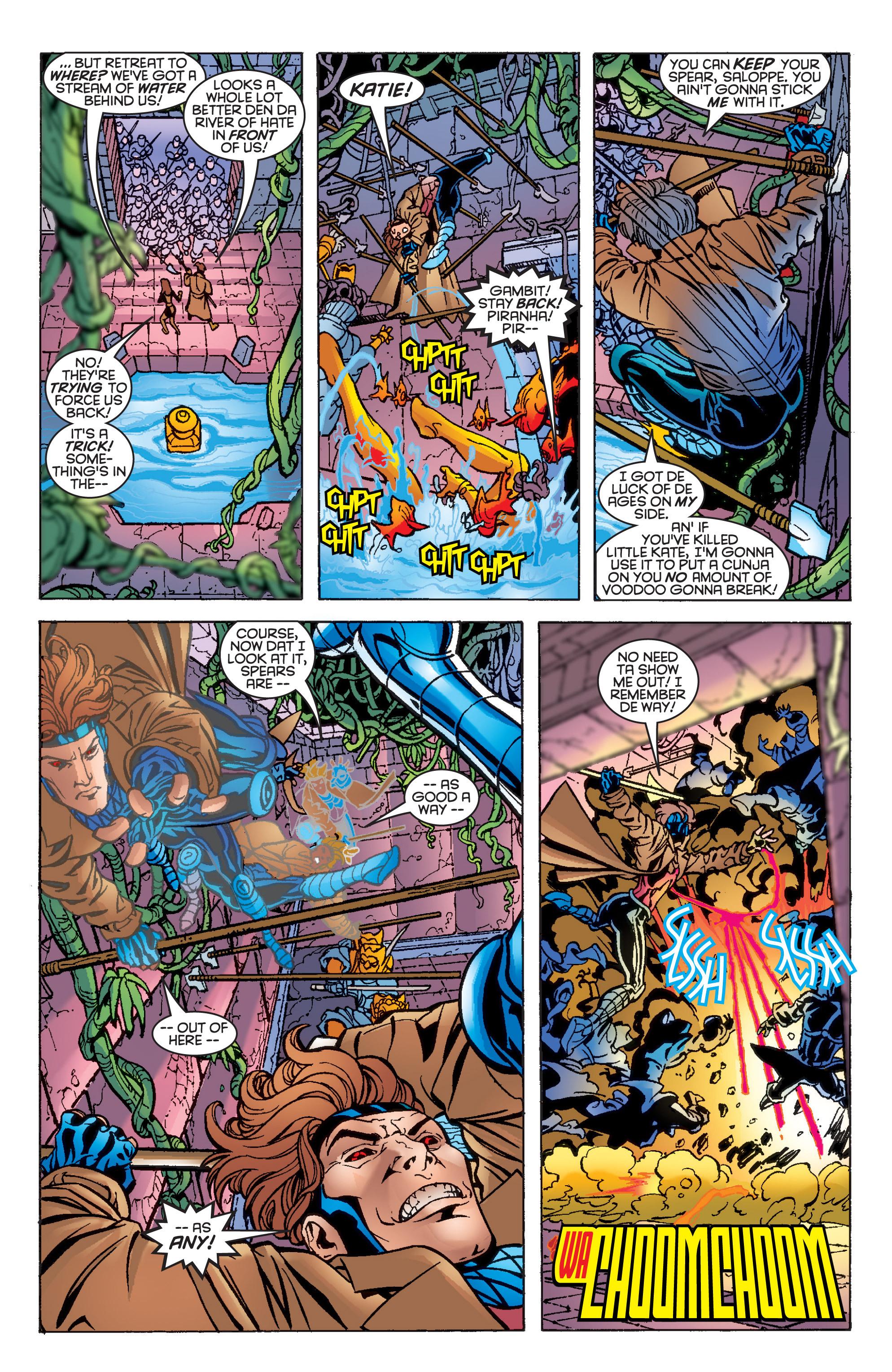 Read online Uncanny X-Men (1963) comic -  Issue #361 - 20