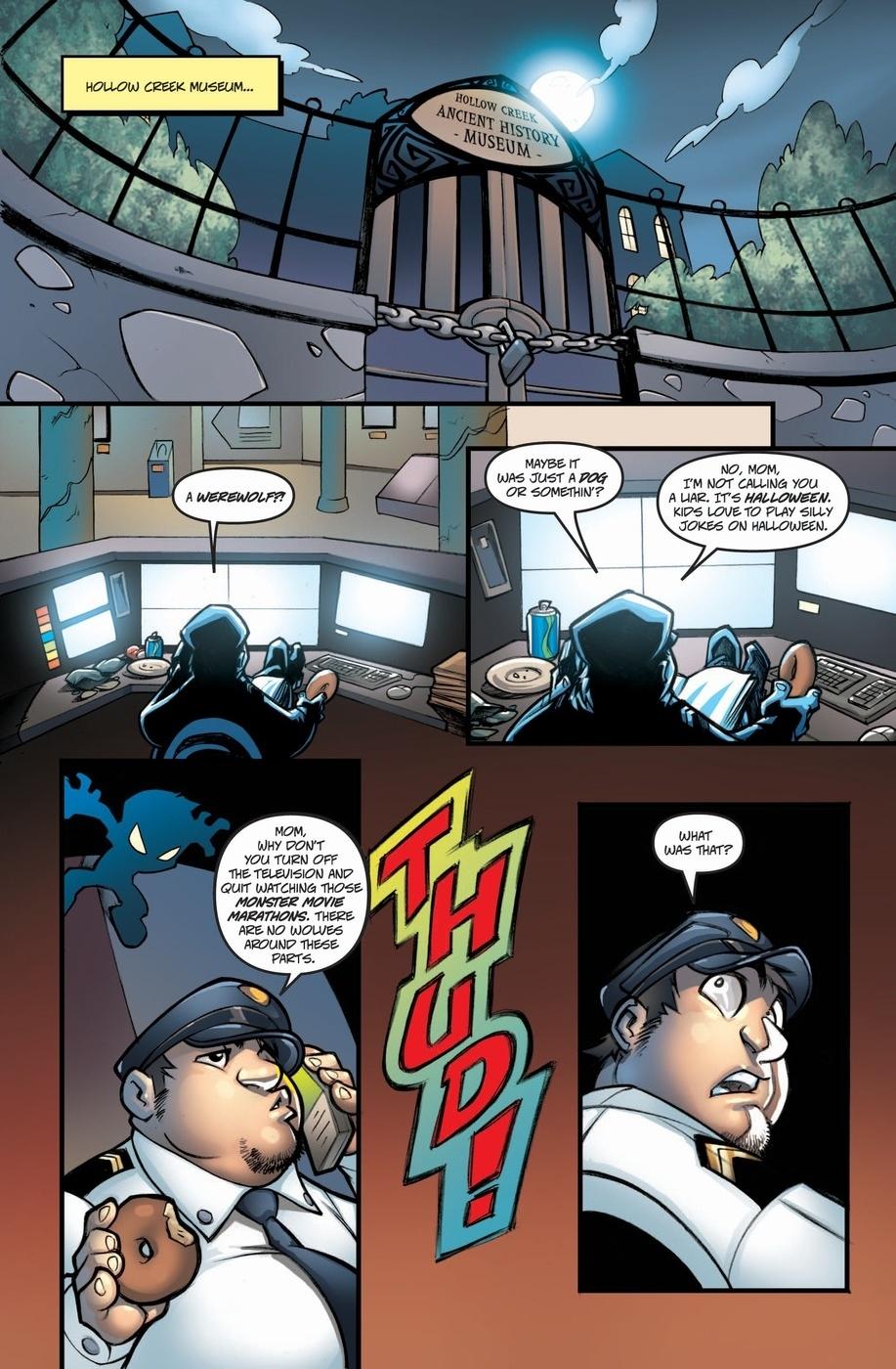 Read online Ralph Filmore comic -  Issue # Full - 27