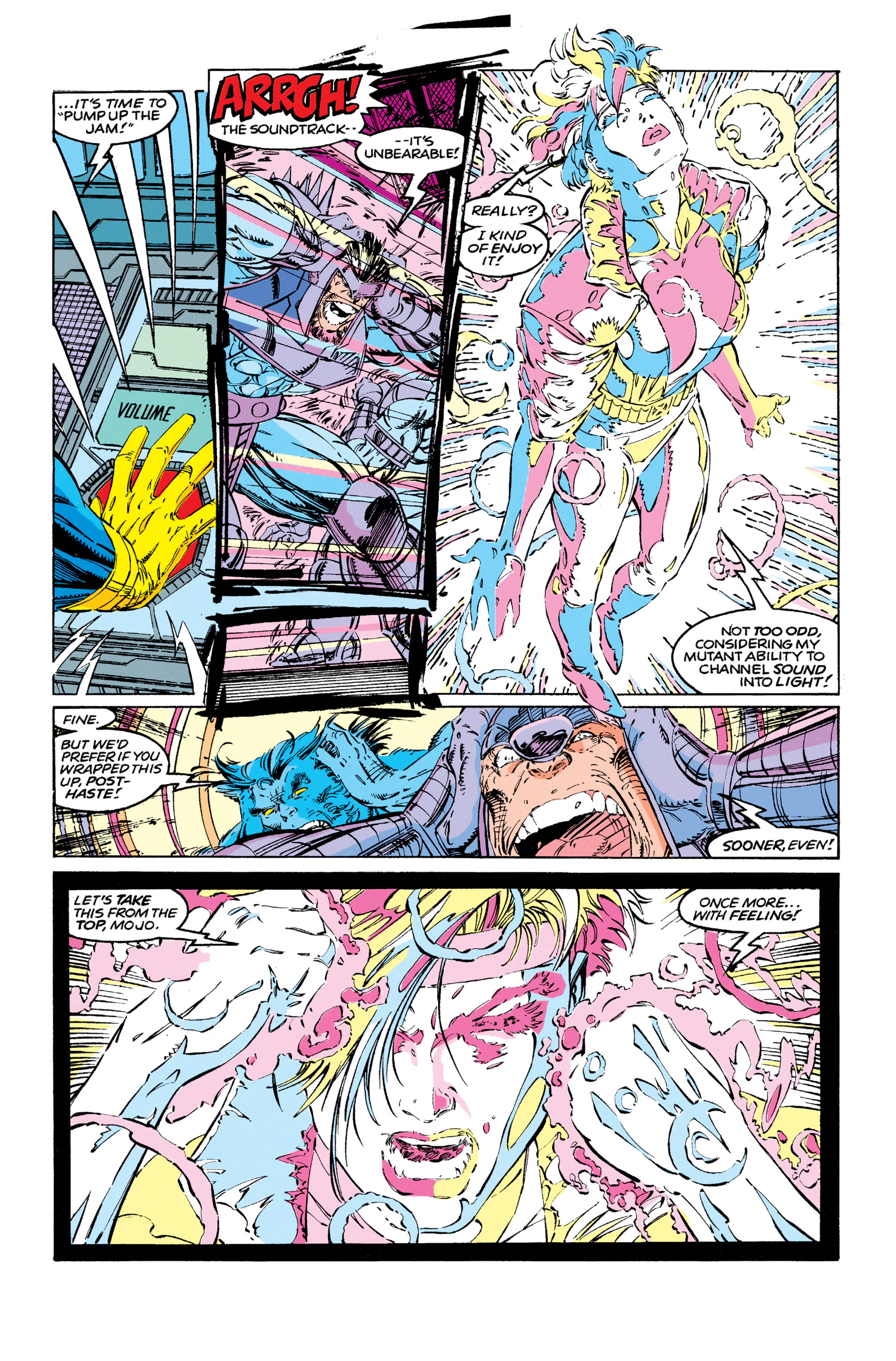X-Men (1991) 10 Page 10