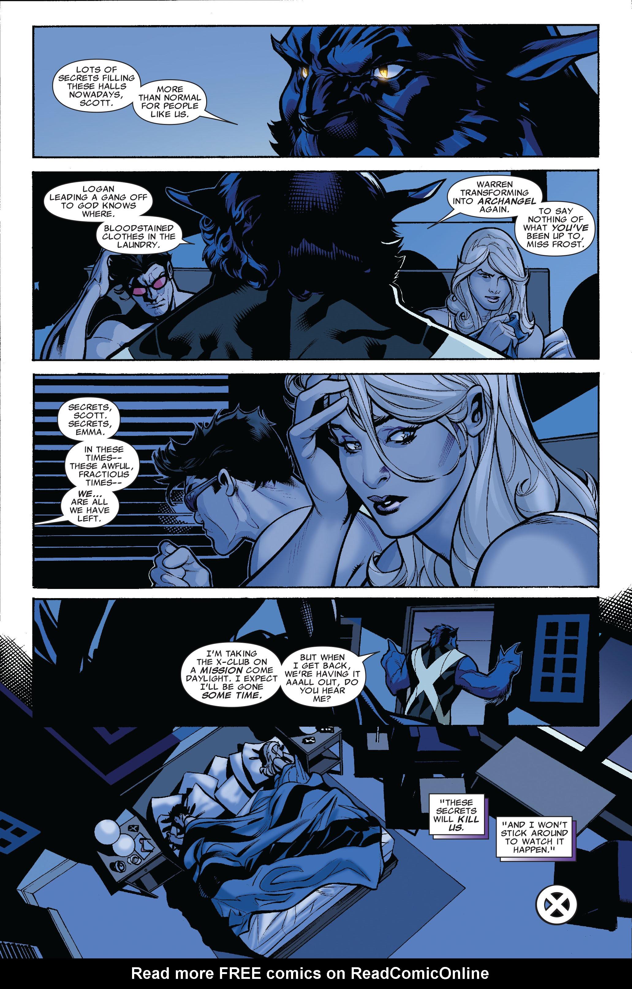 Read online Uncanny X-Men (1963) comic -  Issue #511 - 28