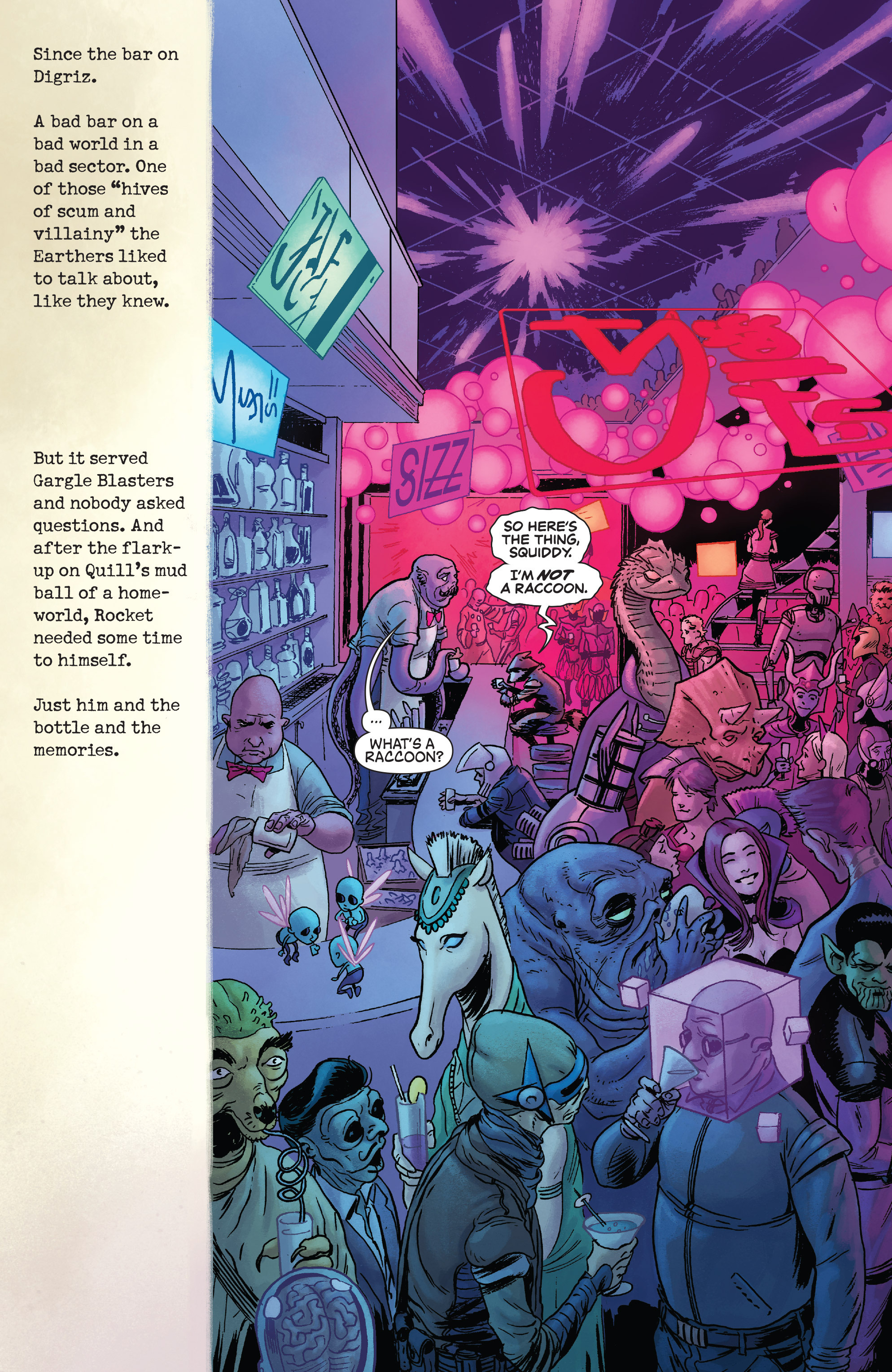 Read online Rocket comic -  Issue #1 - 4