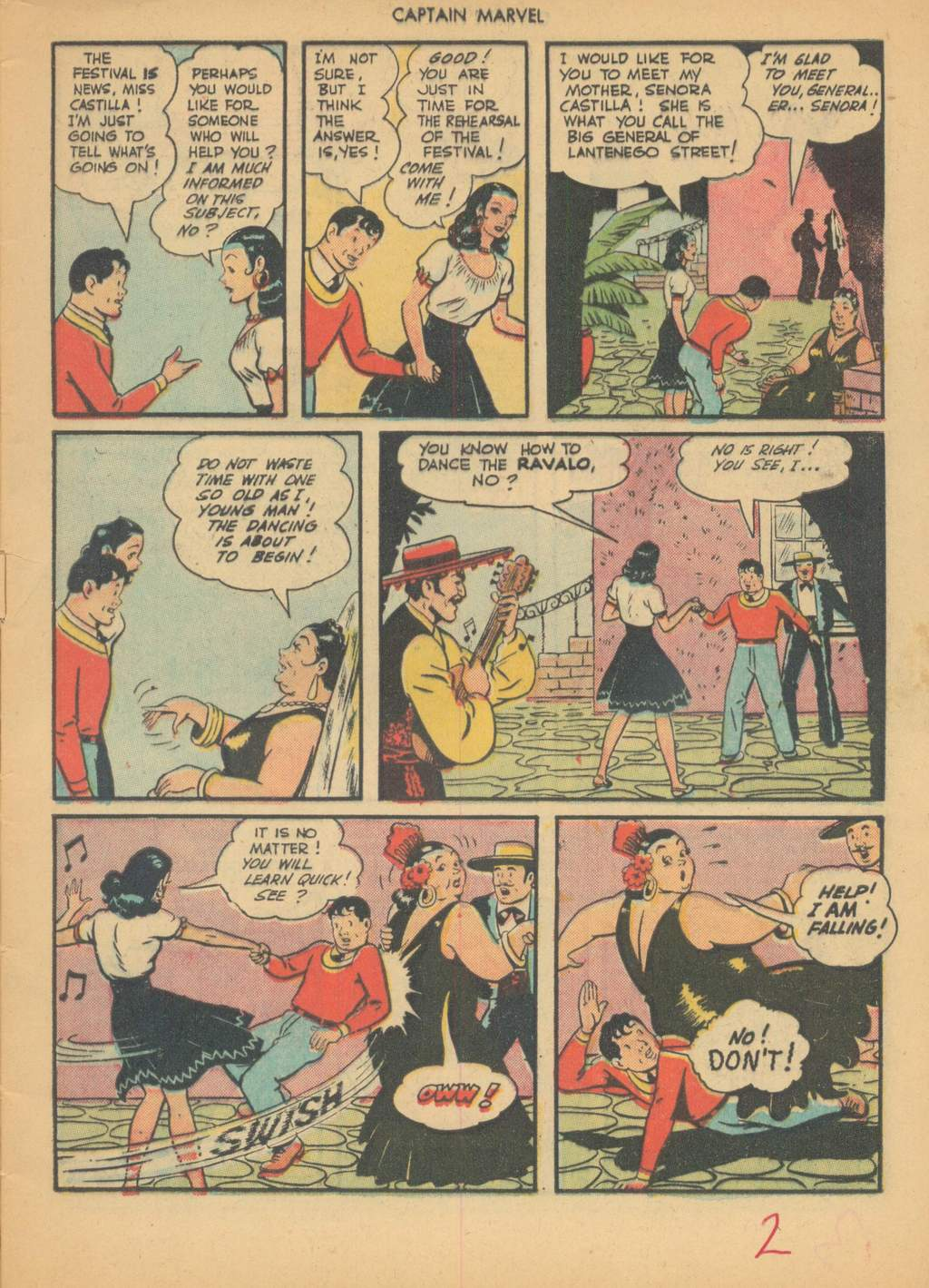 Captain Marvel Adventures issue 63 - Page 5
