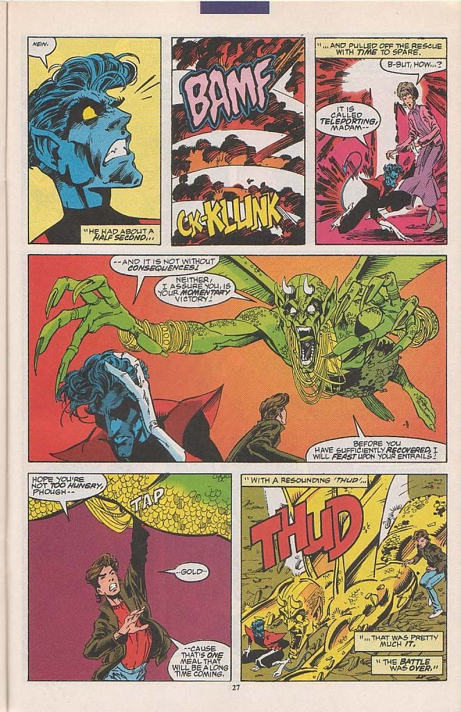 Excalibur (1988) issue 58 - Page 20
