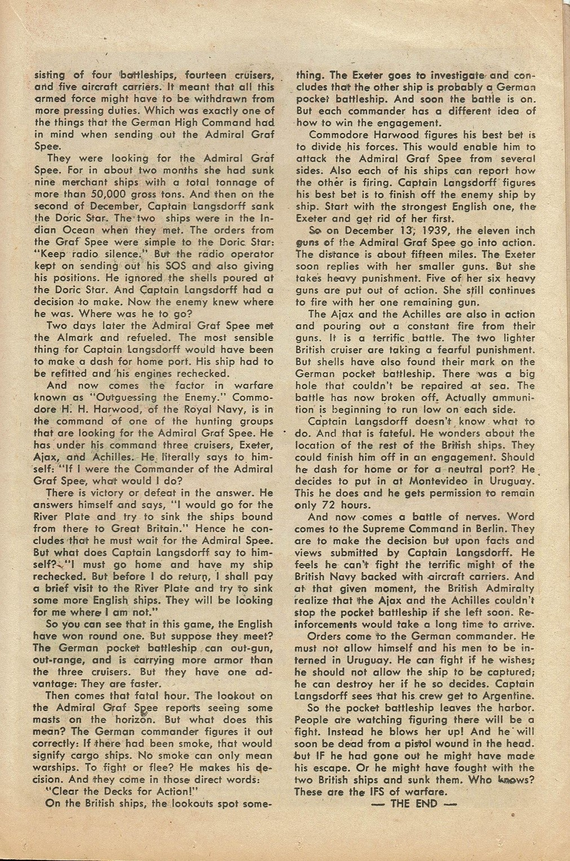Read online Fightin' Navy comic -  Issue #81 - 21
