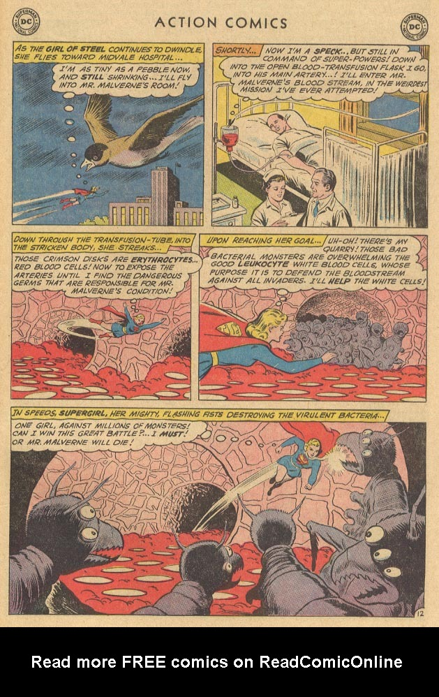 Read online Action Comics (1938) comic -  Issue #283 - 31