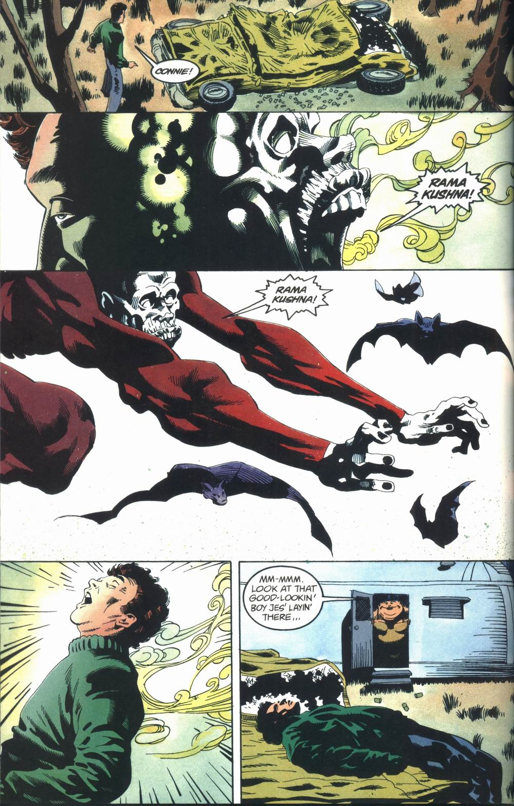 Read online Deadman: Love After Death comic -  Issue #1 - 46