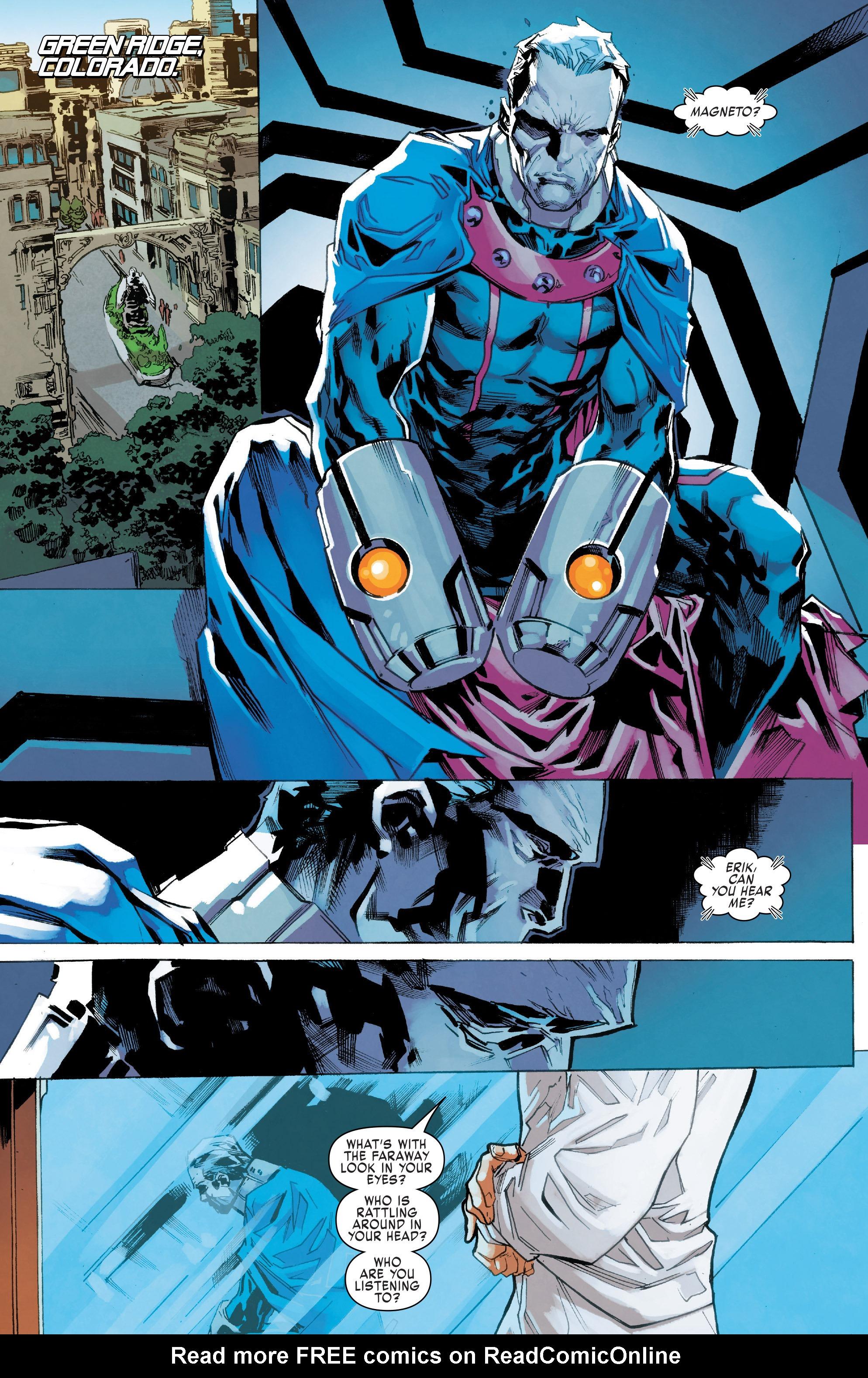 Read online Uncanny X-Men (2016) comic -  Issue #9 - 3