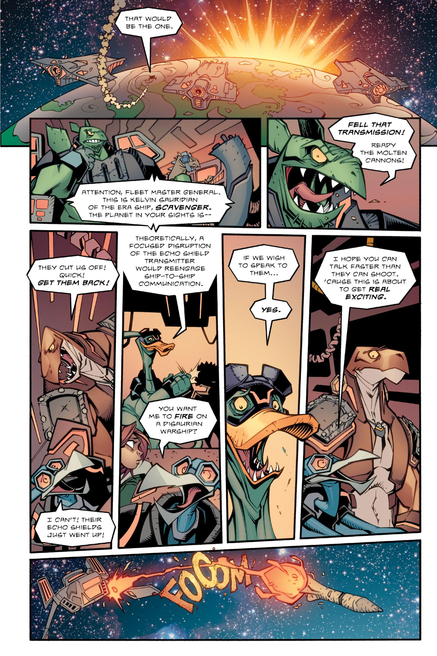 Read online Rexodus comic -  Issue # Full - 81