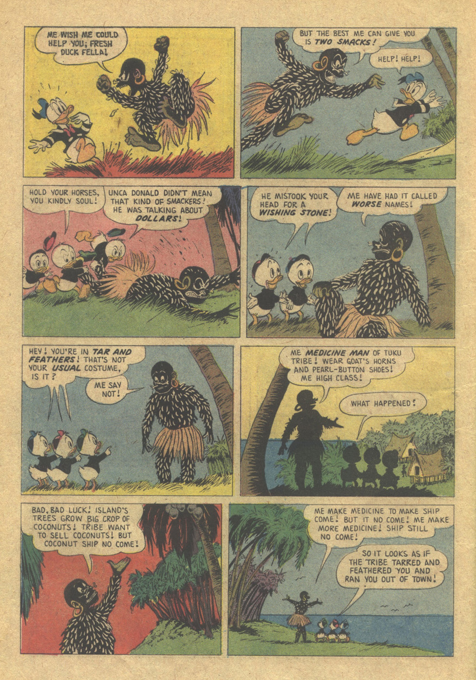 Walt Disney's Comics and Stories issue 380 - Page 10