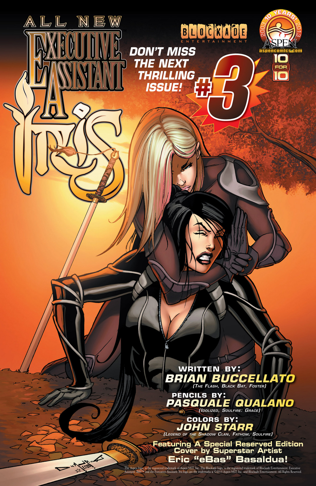 Read online All New Executive Assistant: Iris comic -  Issue #2 - 23