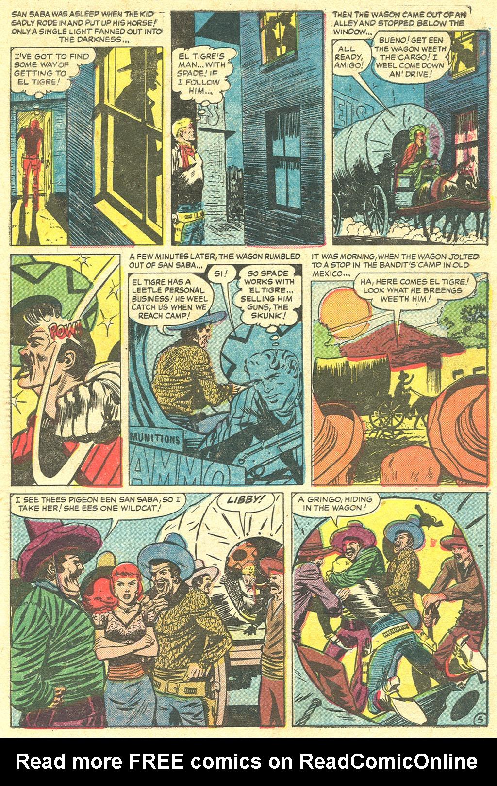 Read online Two-Gun Kid comic -  Issue #21 - 7