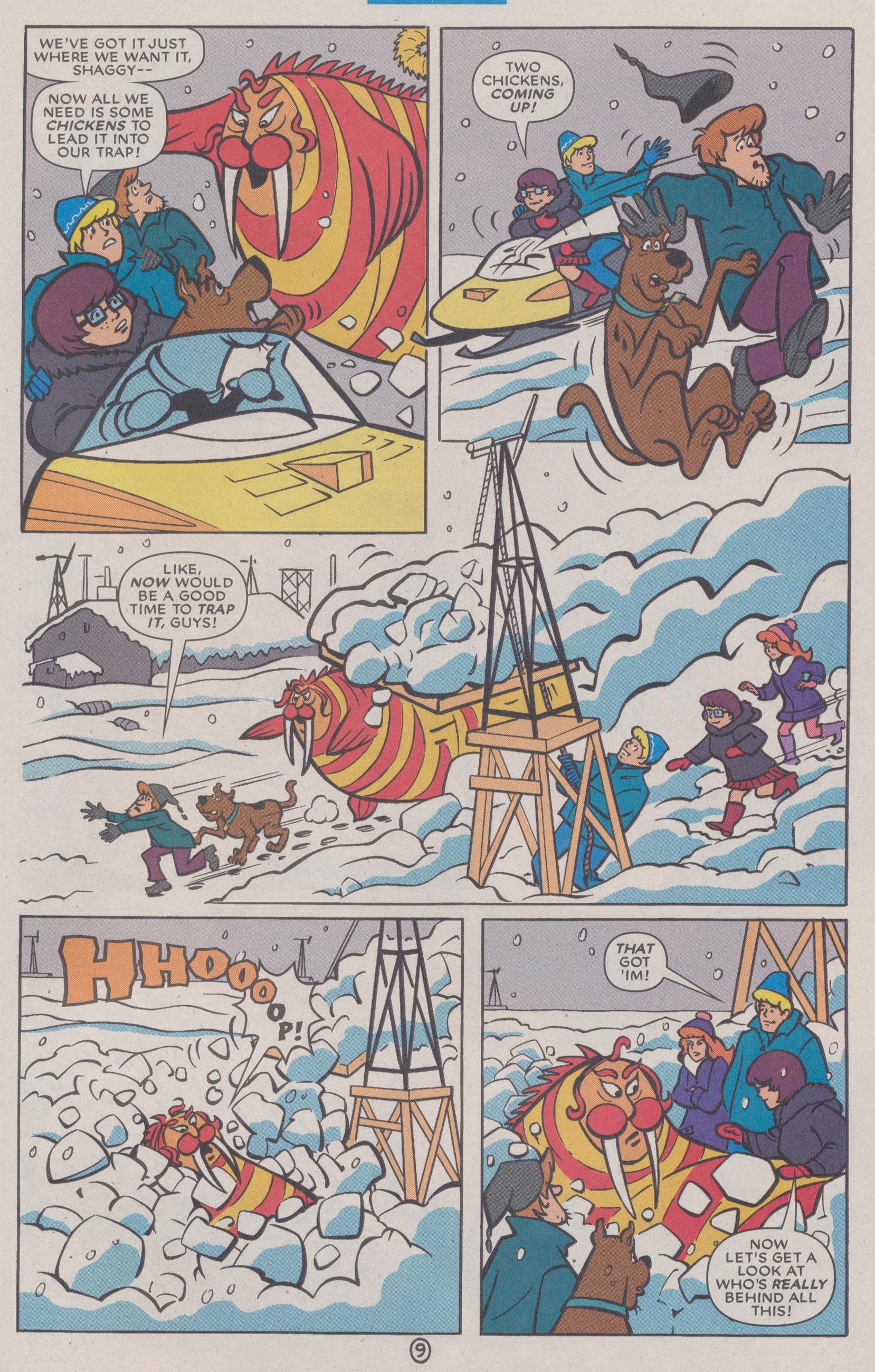 Read online Scooby-Doo (1997) comic -  Issue #72 - 36
