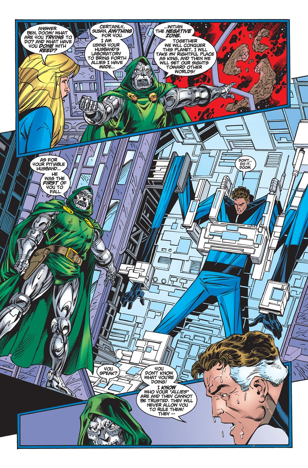 The Amazing Spider-Man (1999) 7 Page 6