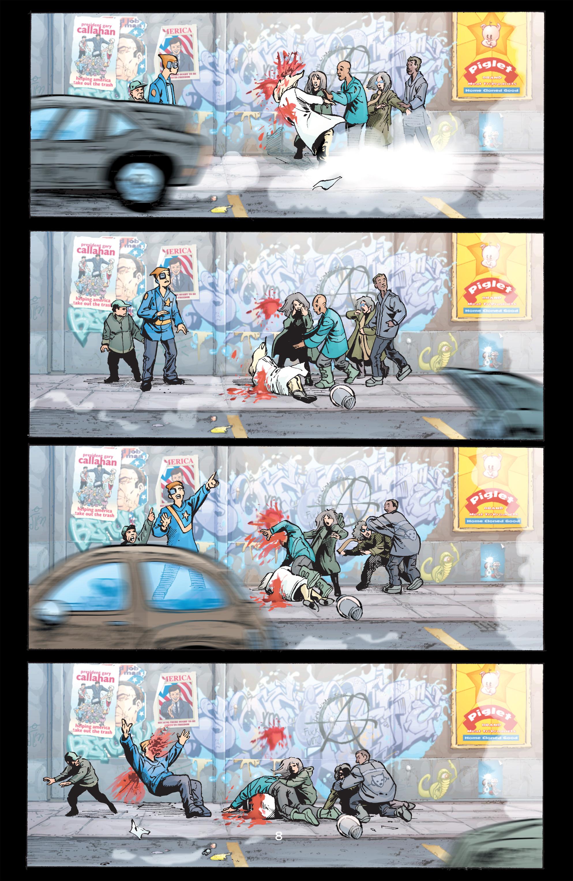 Read online Transmetropolitan comic -  Issue #43 - 9