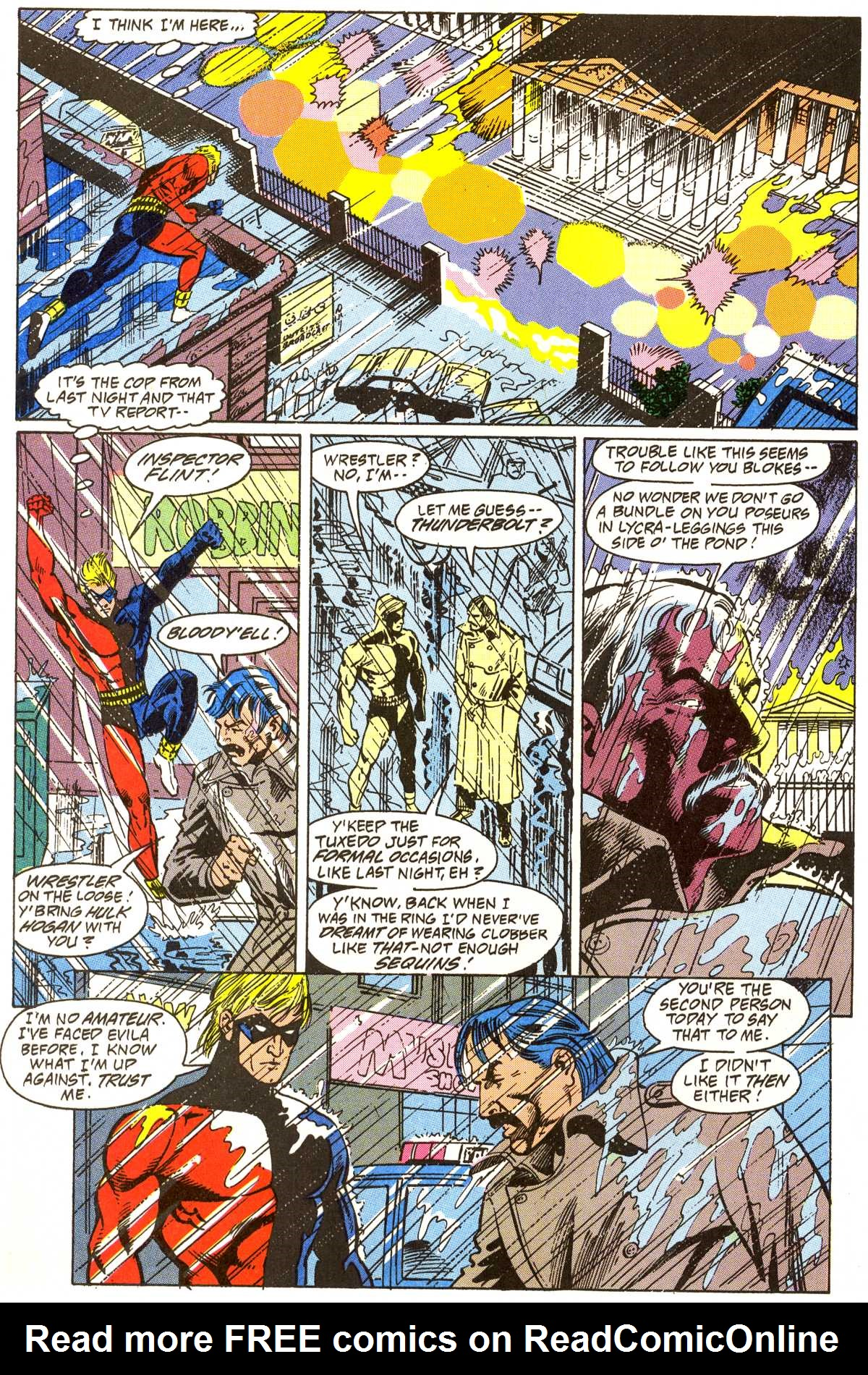 Read online Peter Cannon--Thunderbolt (1992) comic -  Issue #3 - 17