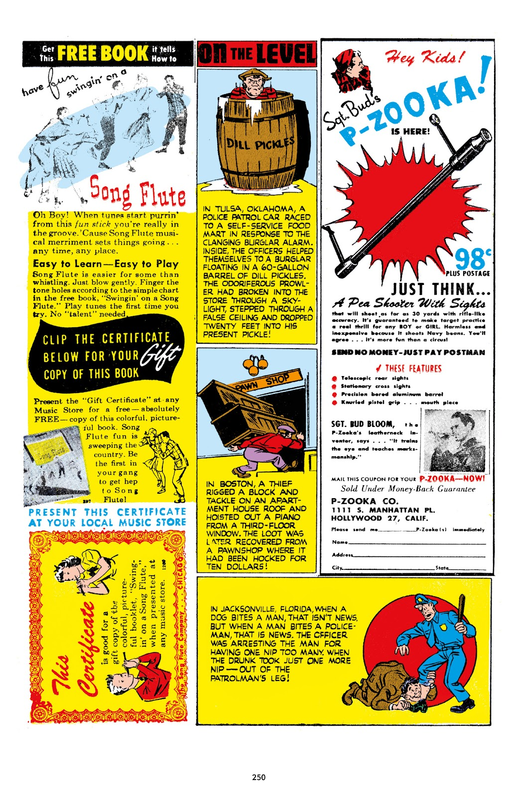 Read online Crime Does Not Pay Archives comic -  Issue # TPB 7 (Part 3) - 51