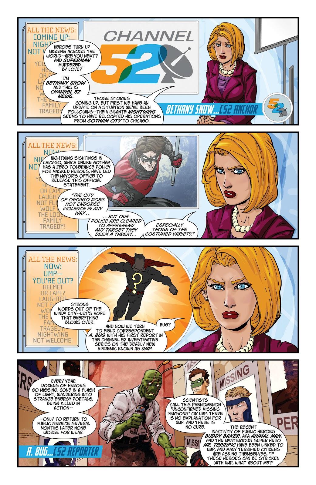 Legion of Super-Heroes (2011) Issue #17 #18 - English 21
