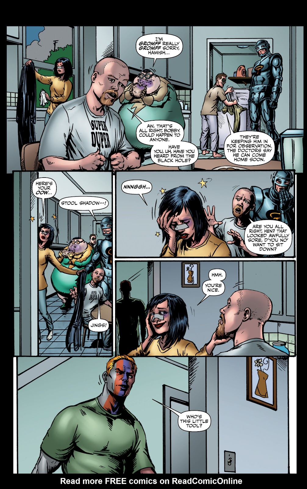 Read online The Boys Omnibus comic -  Issue # TPB 4 (Part 1) - 85