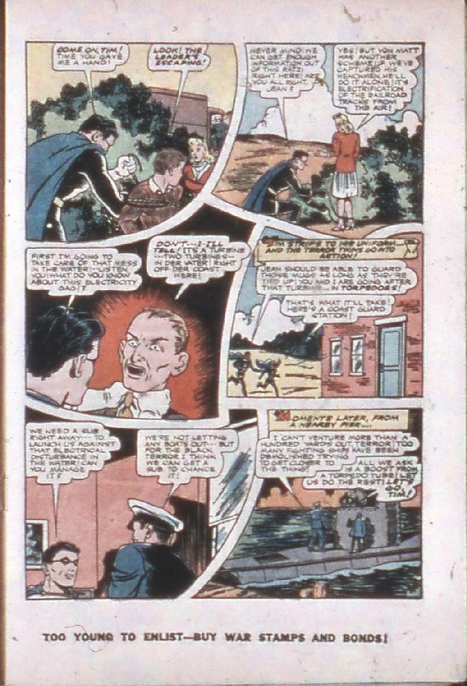 Read online America's Best Comics comic -  Issue #11 - 9