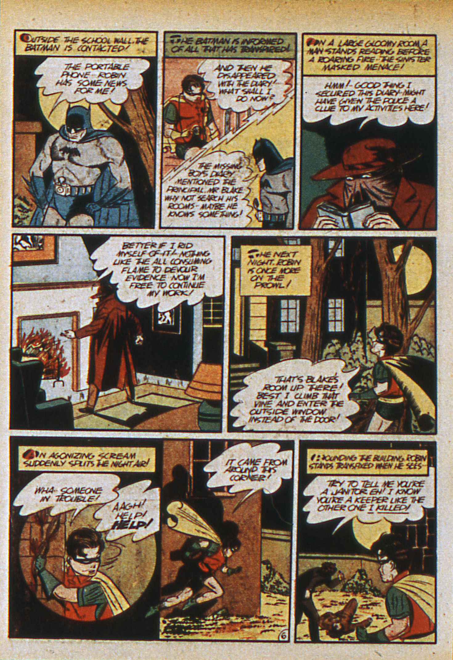 Detective Comics (1937) 41 Page 8