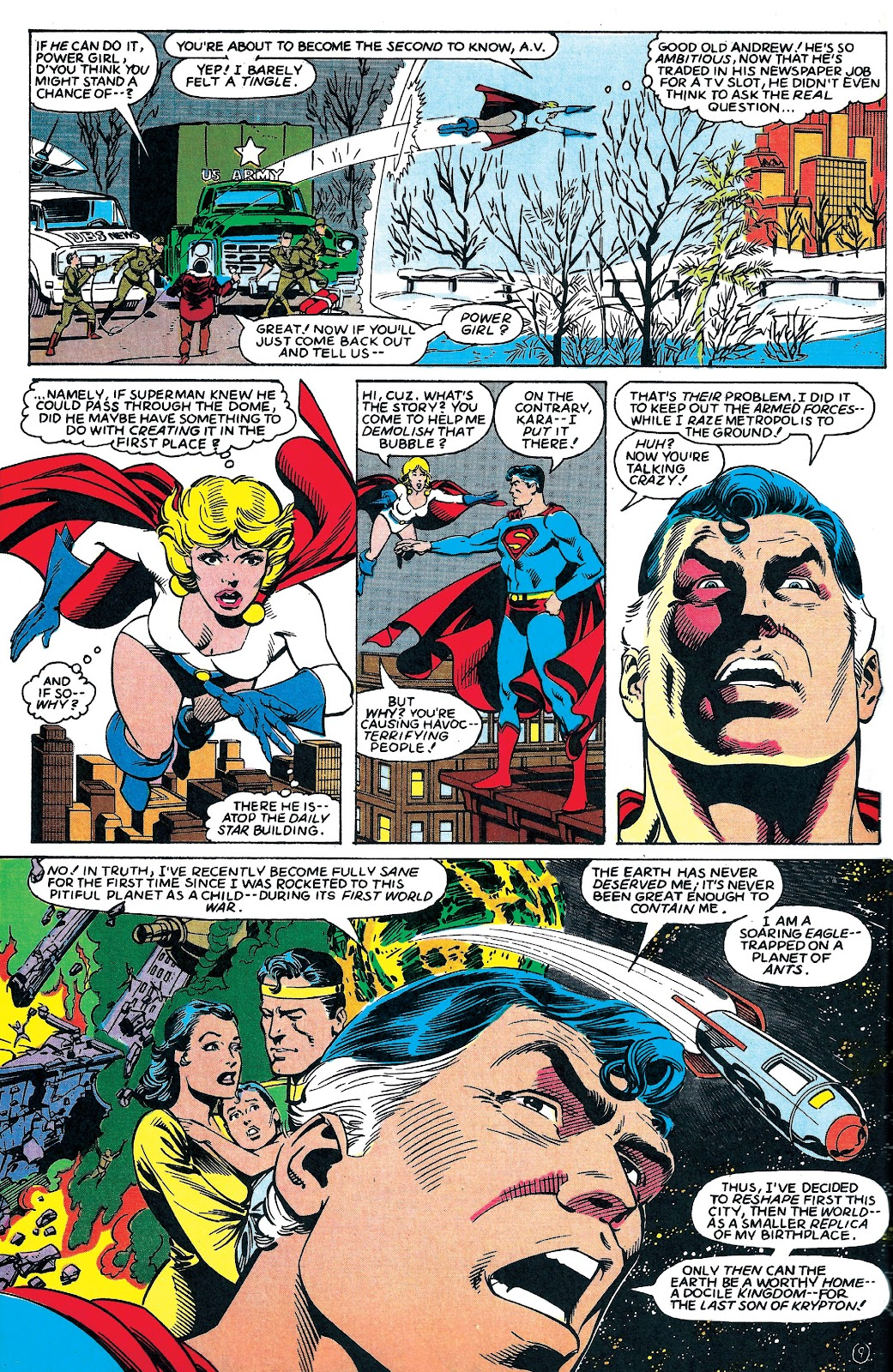 Infinity Inc. (1984) issue 6 - Page 10