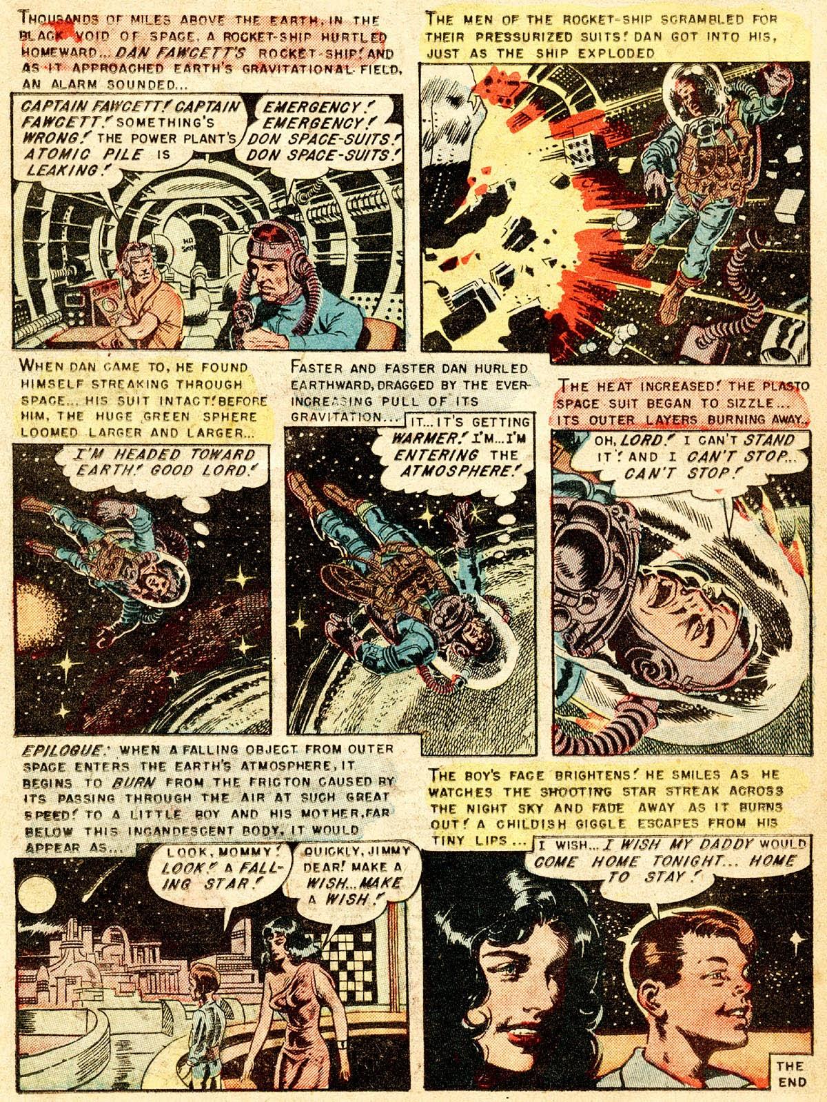 Weird Fantasy (1951) issue 13 - Page 26