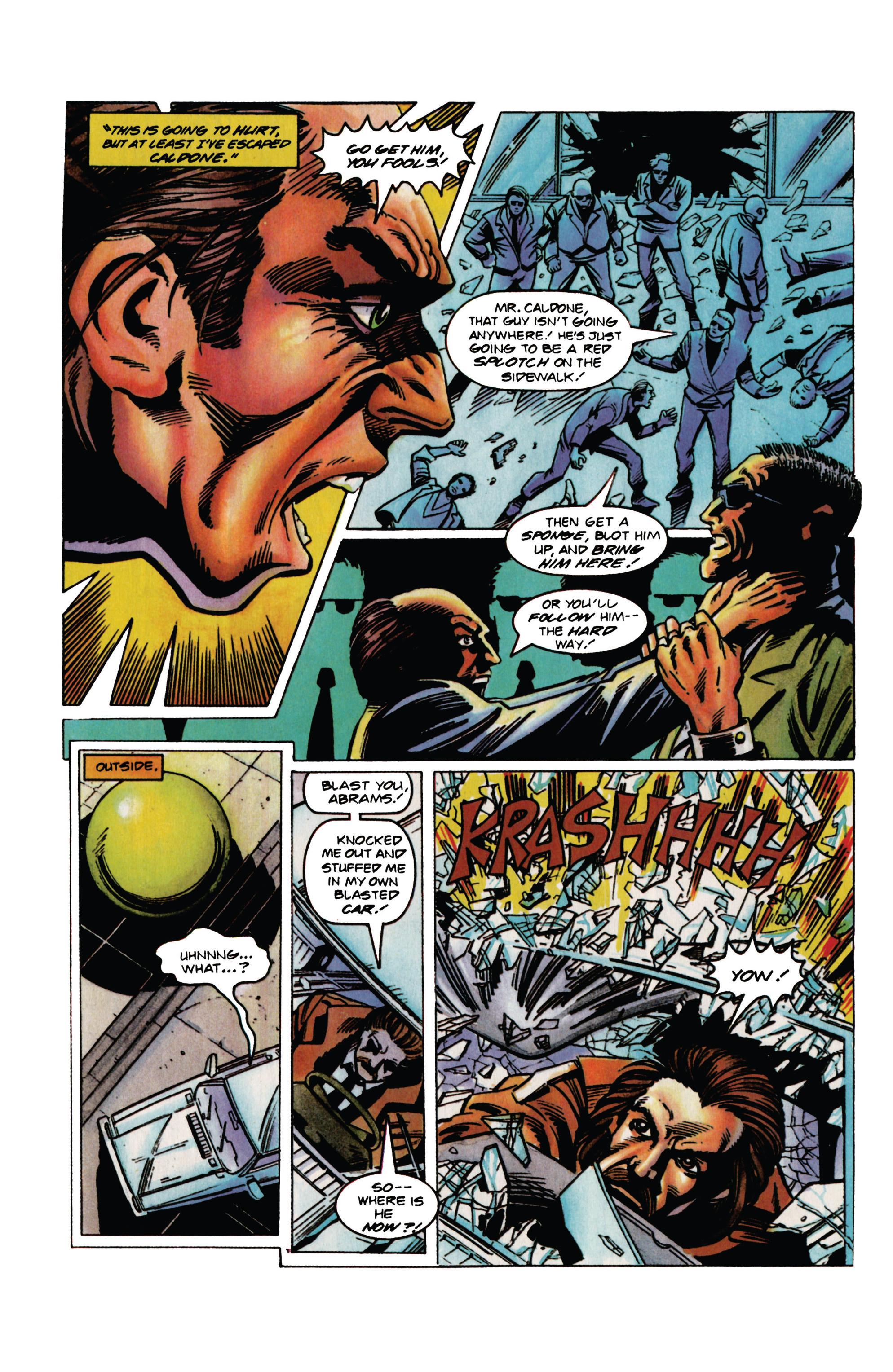 Read online Eternal Warrior (1992) comic -  Issue #30 - 10