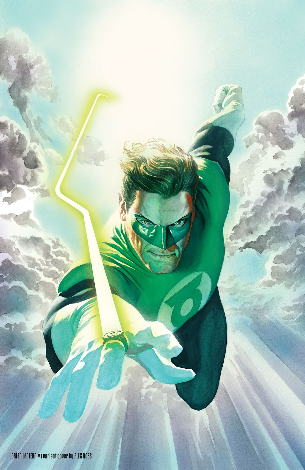 Read online Green Lantern by Geoff Johns comic -  Issue # TPB 1 (Part 4) - 72