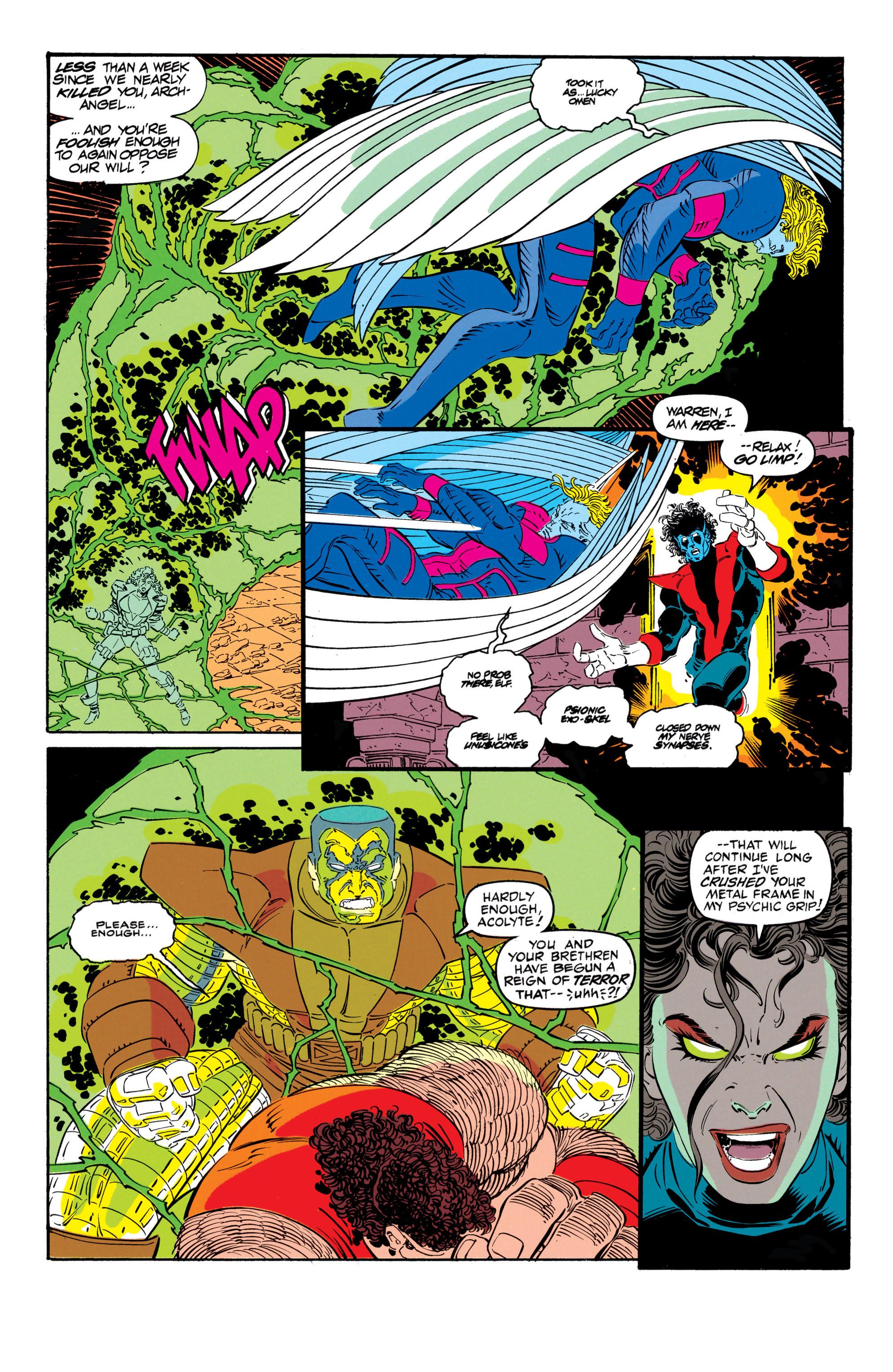 Read online Uncanny X-Men (1963) comic -  Issue #300 - 33