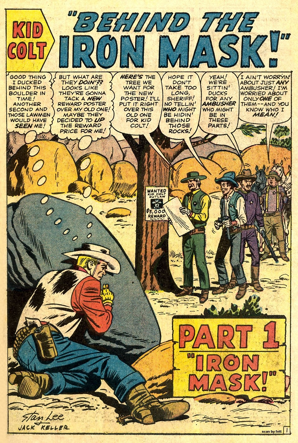 Kid Colt Outlaw issue 110 - Page 3