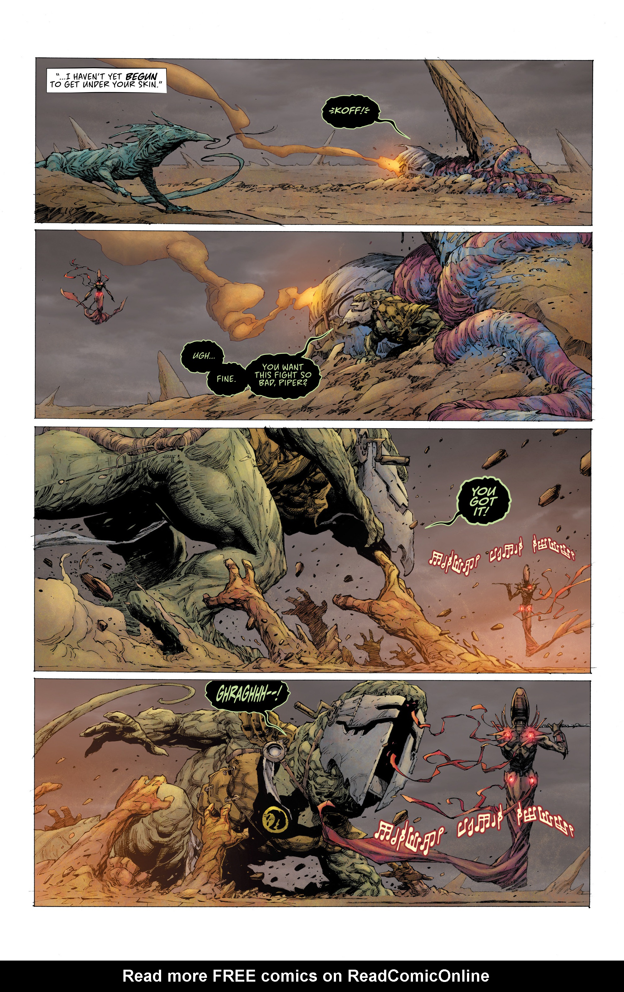 Read online Seven To Eternity comic -  Issue #4 - 16