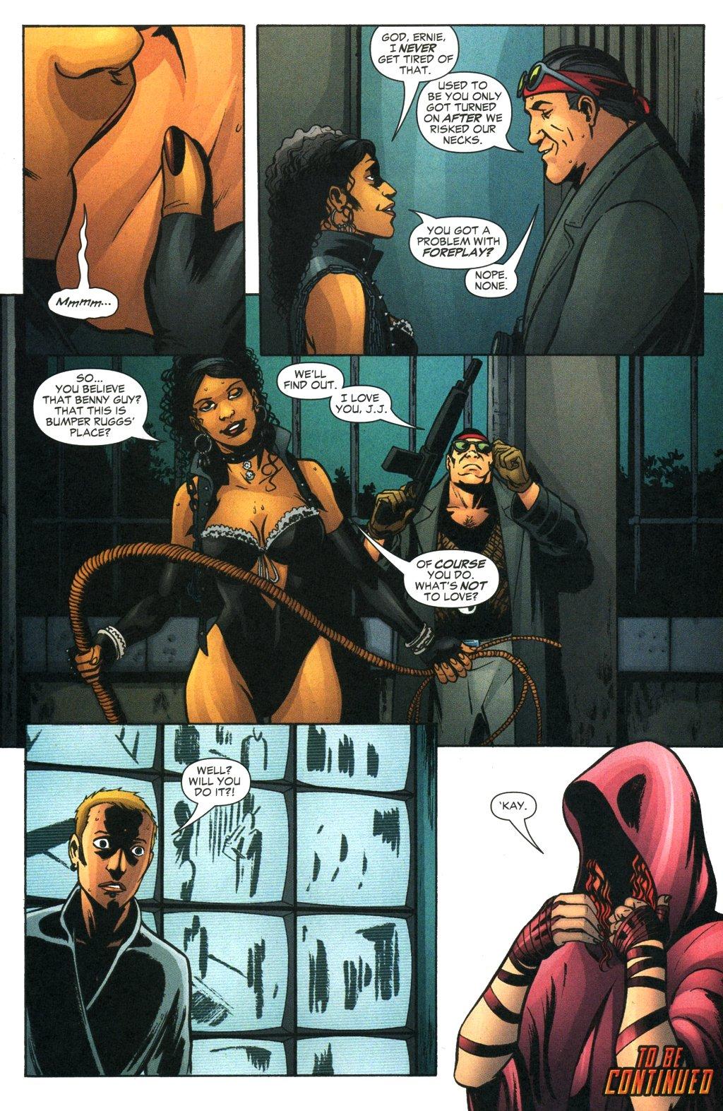 Read online Fallen Angel (2003) comic -  Issue #19 - 23