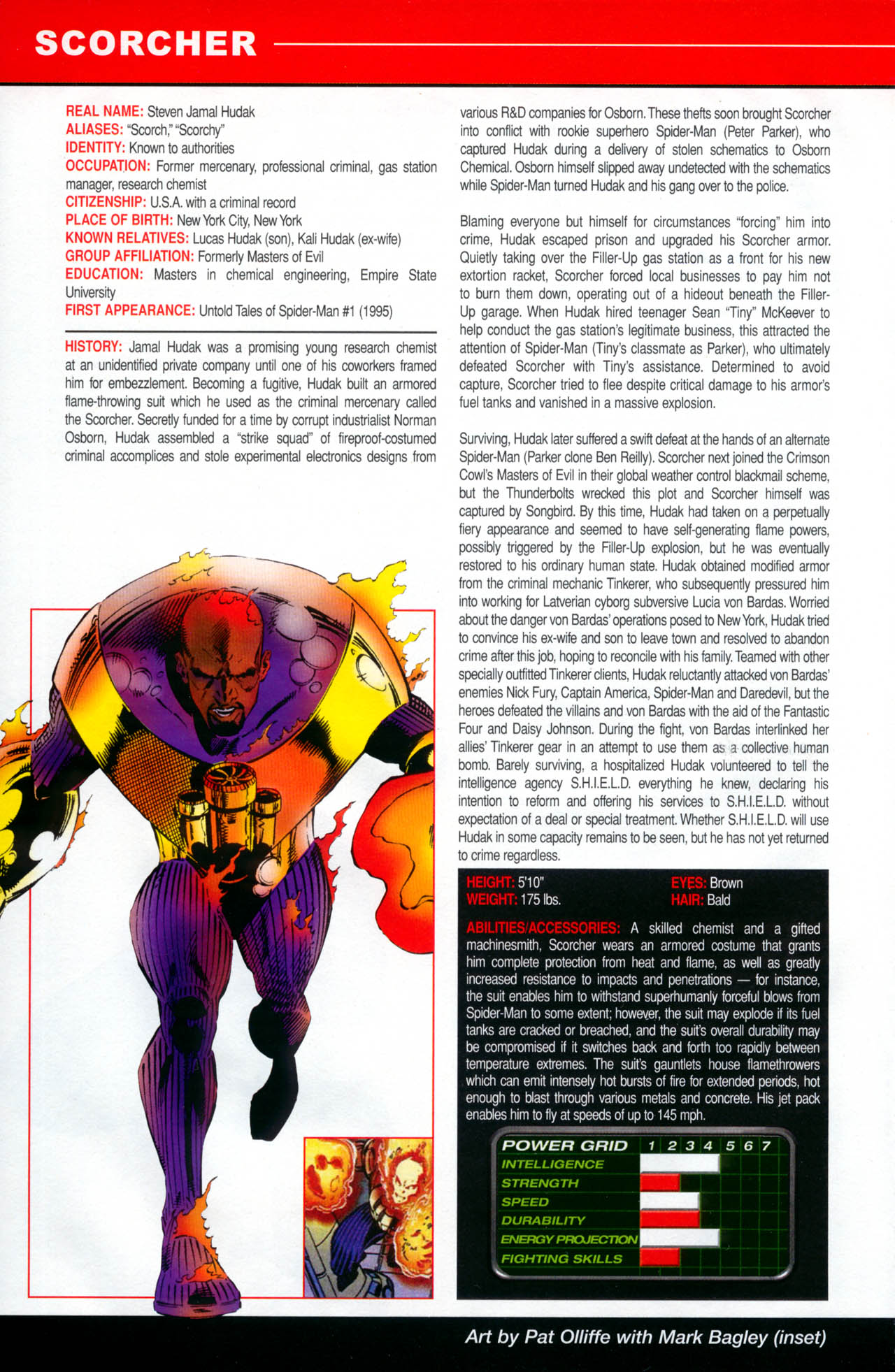 Read online All-New Official Handbook of the Marvel Universe A to Z: Update comic -  Issue #2 - 50