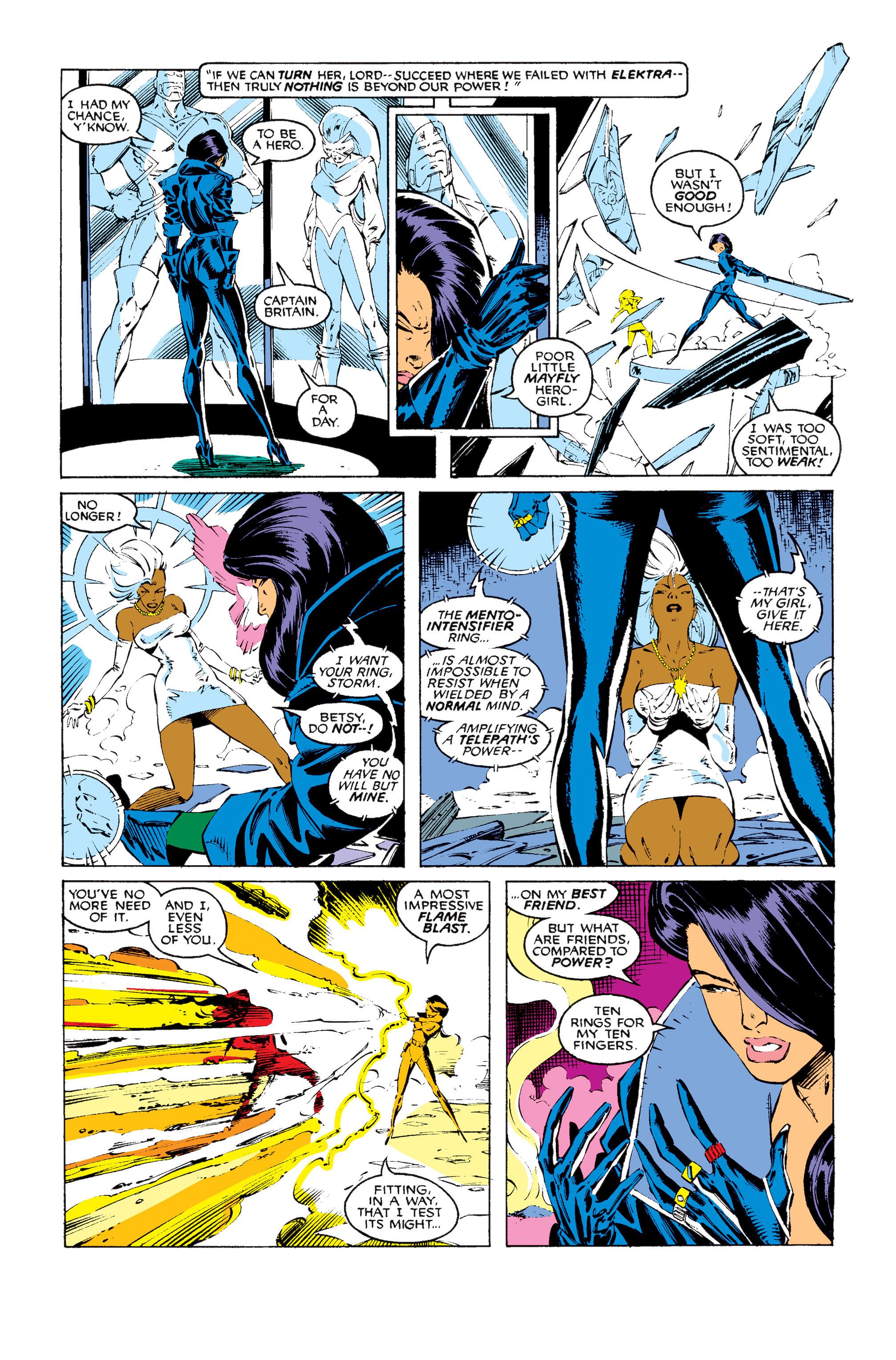 Read online Uncanny X-Men (1963) comic -  Issue #256 - 15