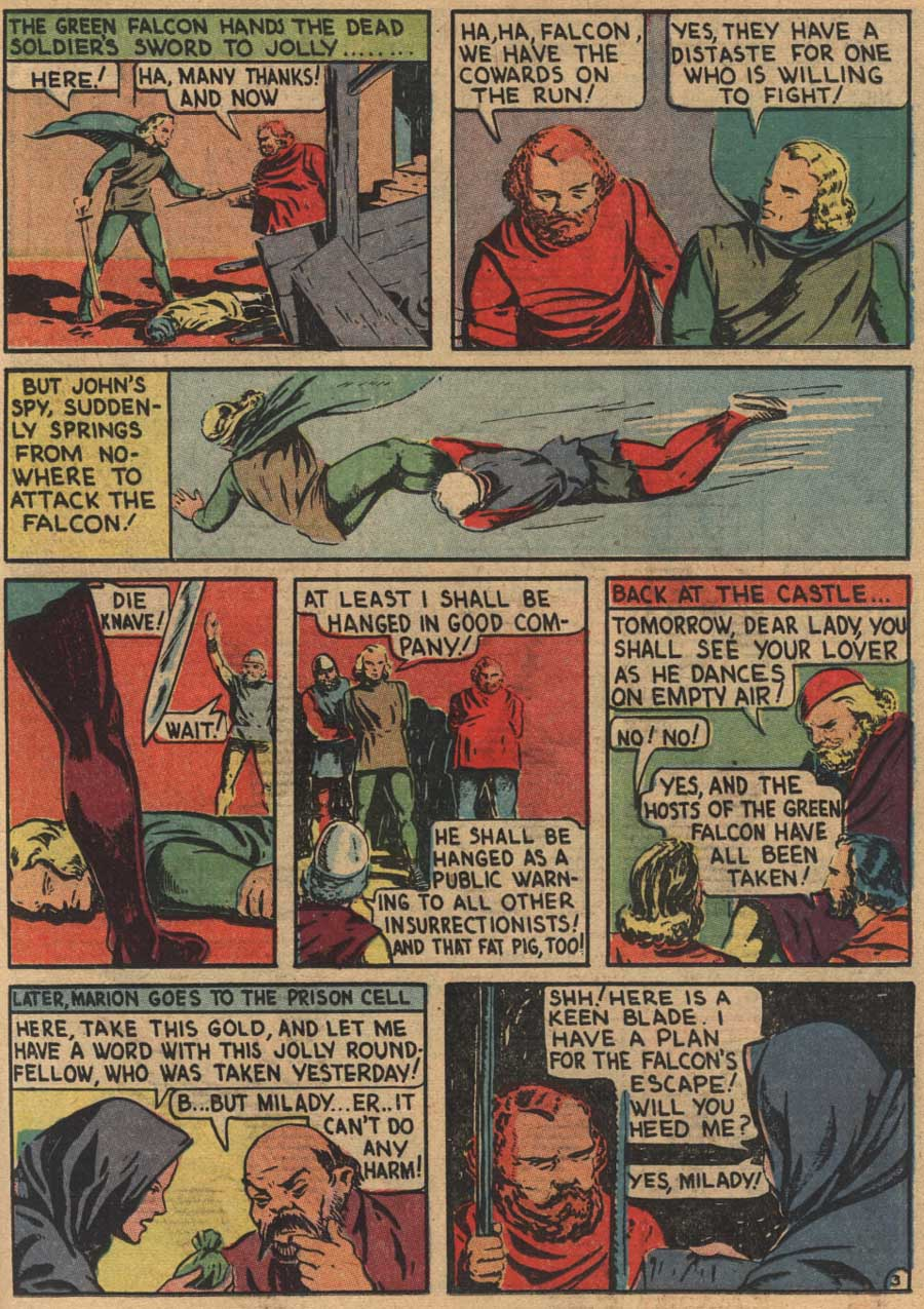 Blue Ribbon Comics (1939) issue 7 - Page 63