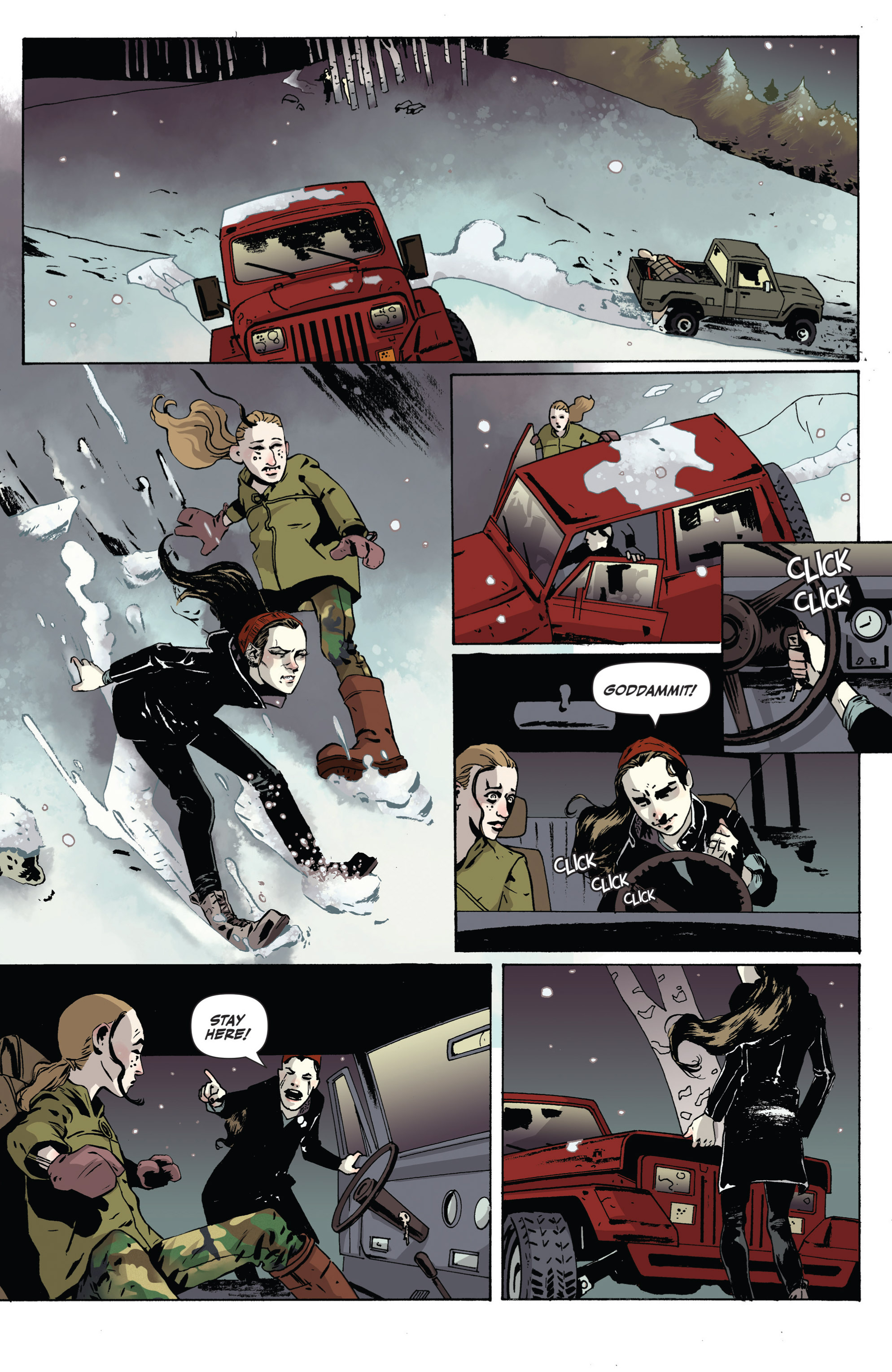 Read online Sheltered comic -  Issue #2 - 6