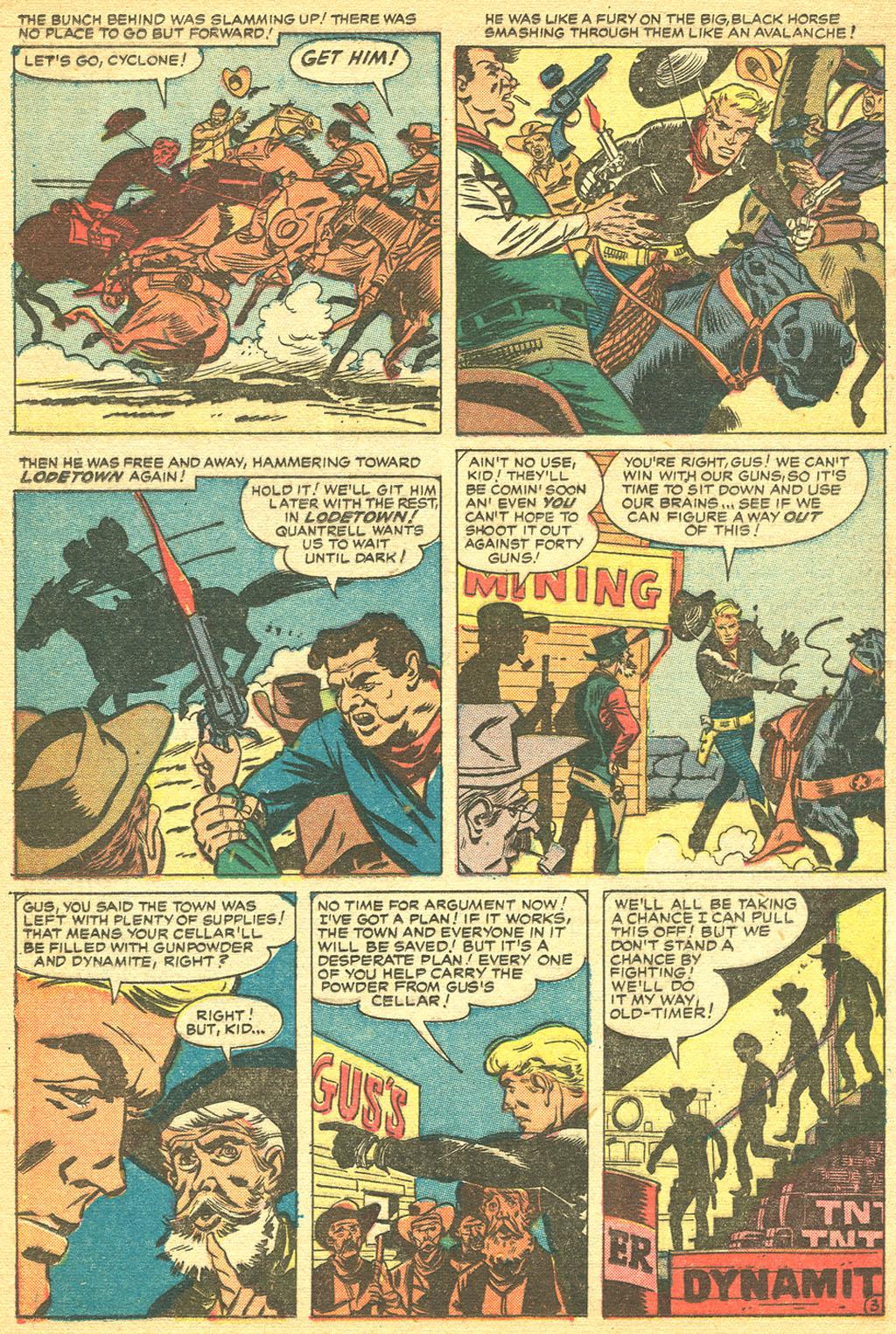 Read online Two-Gun Kid comic -  Issue #34 - 19