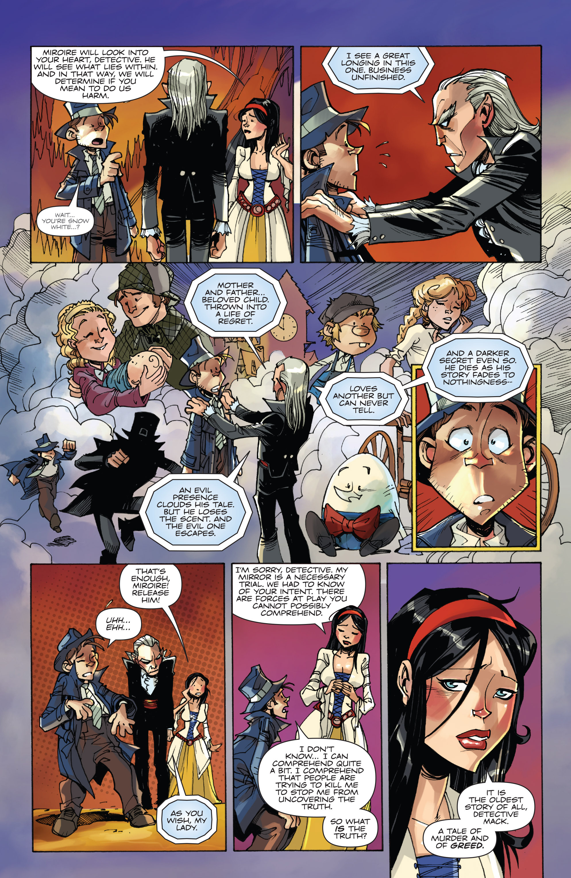 Read online Fiction Squad comic -  Issue #3 - 15