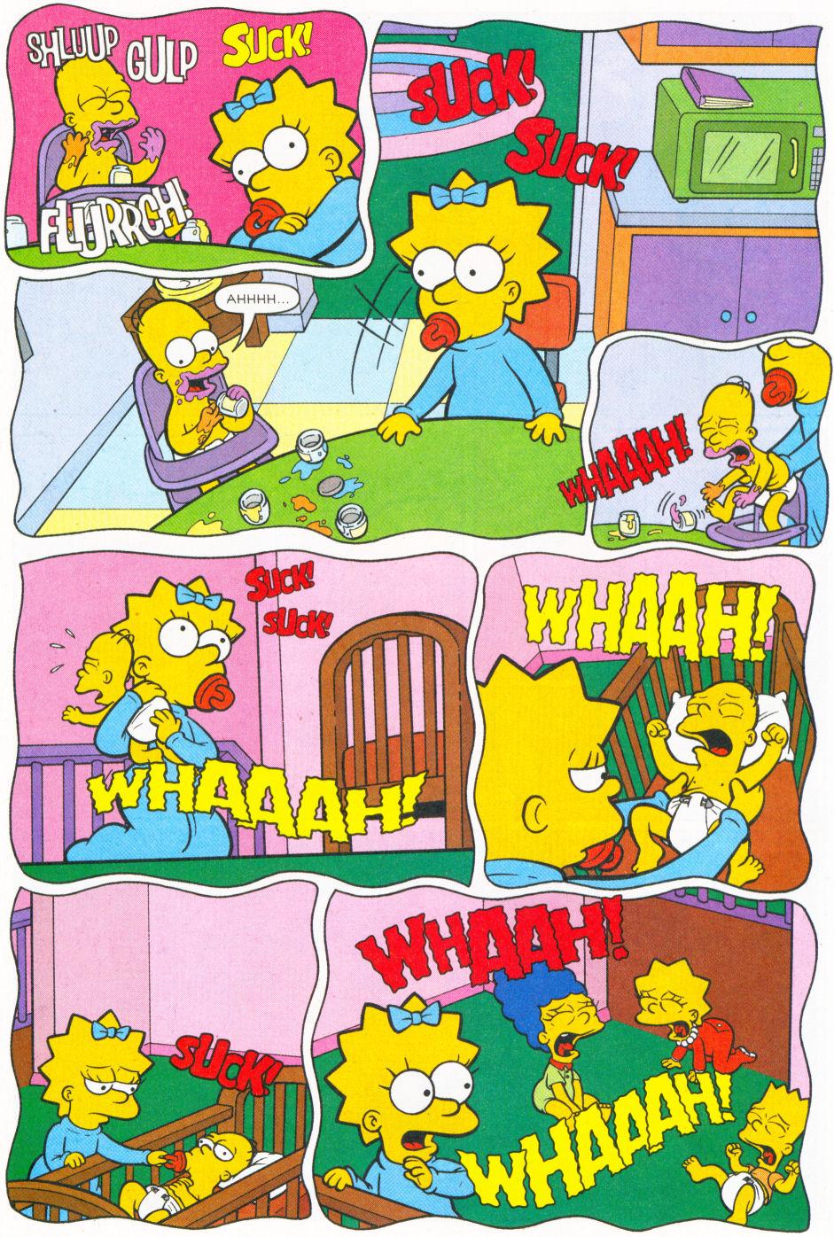 Read online Simpsons Comics Presents Bart Simpson comic -  Issue #26 - 16