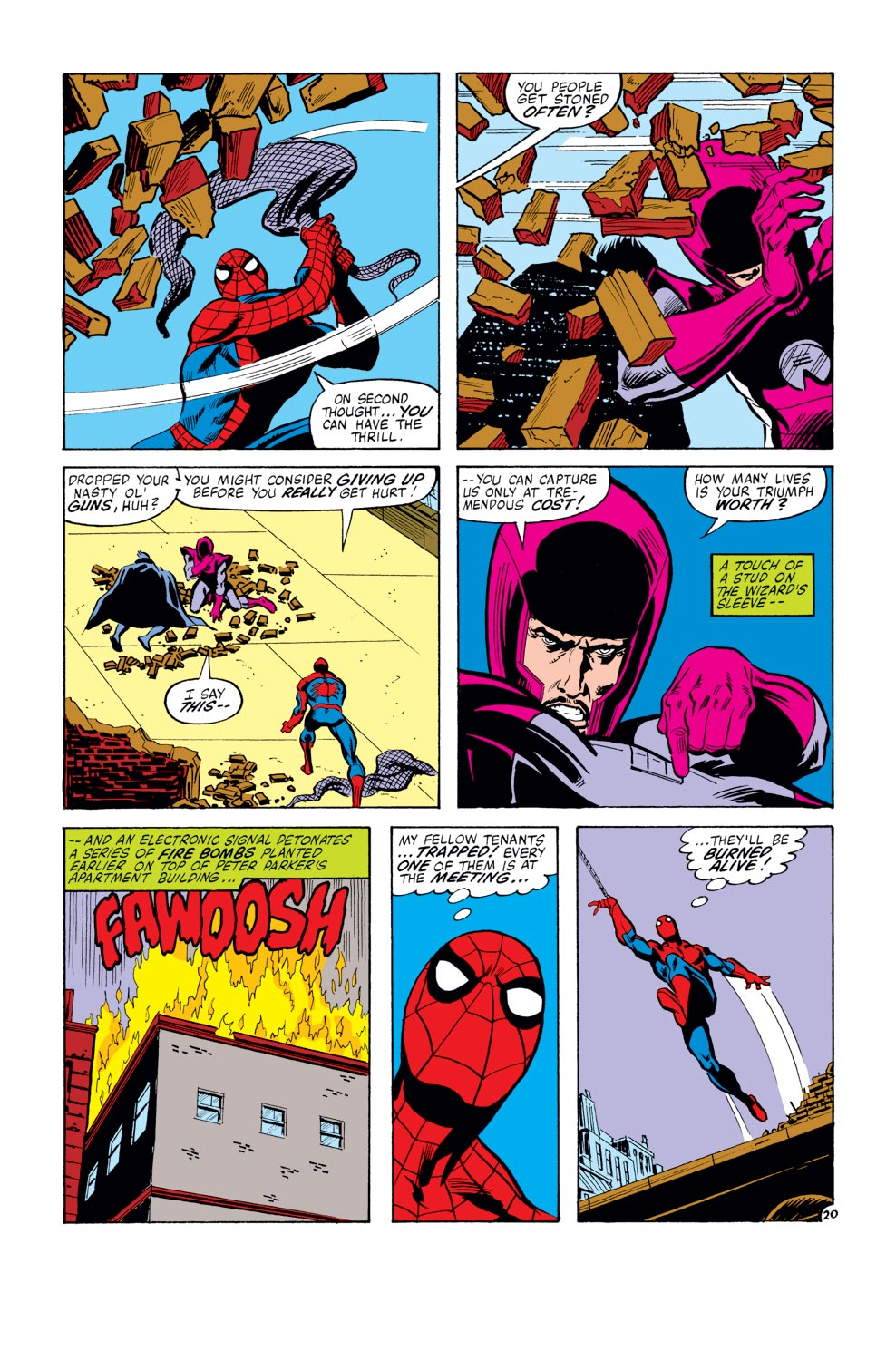 The Amazing Spider-Man (1963) 213 Page 20
