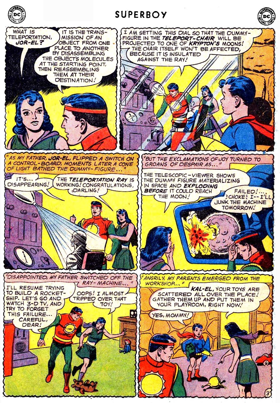Superboy (1949) issue 87 - Page 21