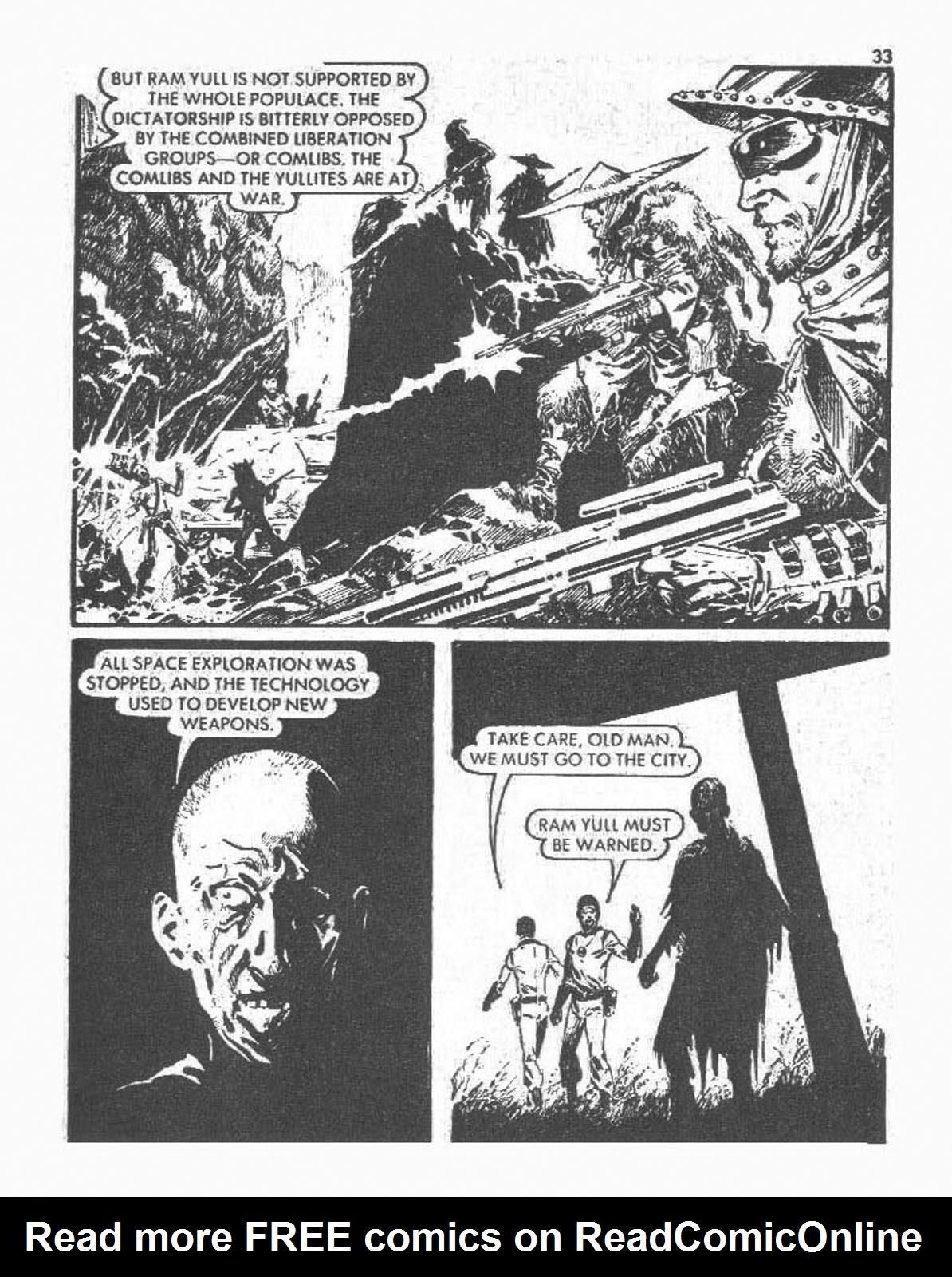 Starblazer issue 29 - Page 33
