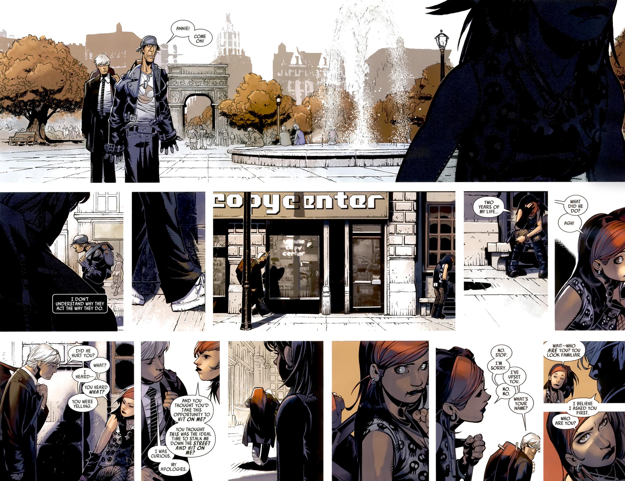 Read online Dark Avengers (2009) comic -  Issue # _Annual 1 - 7