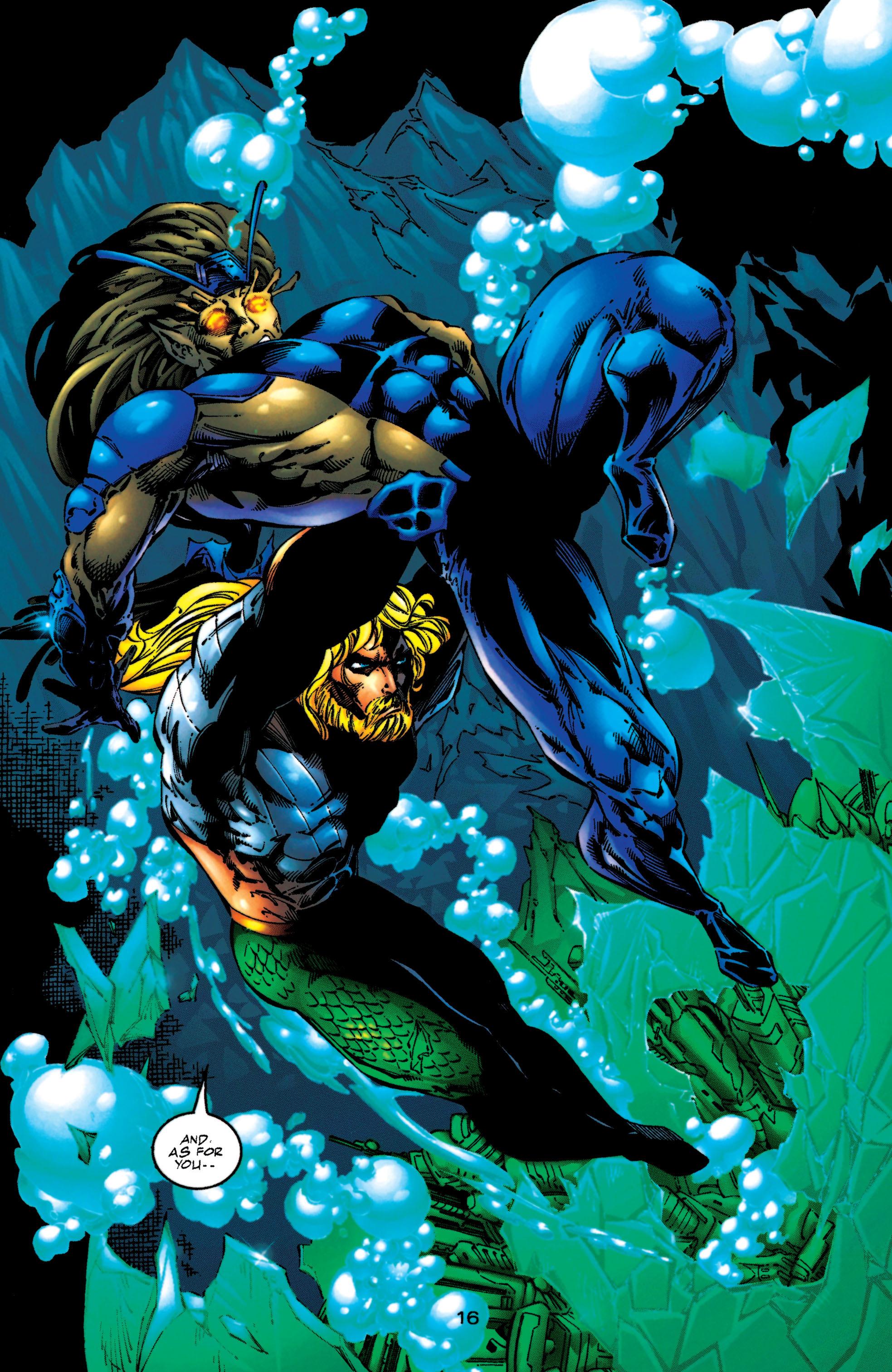 Read online Aquaman (1994) comic -  Issue #51 - 16
