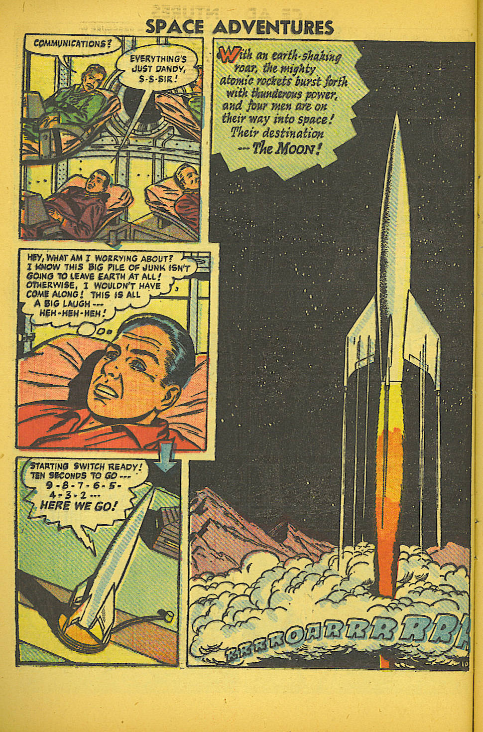 Space Adventures (1952) issue 20 - Page 12