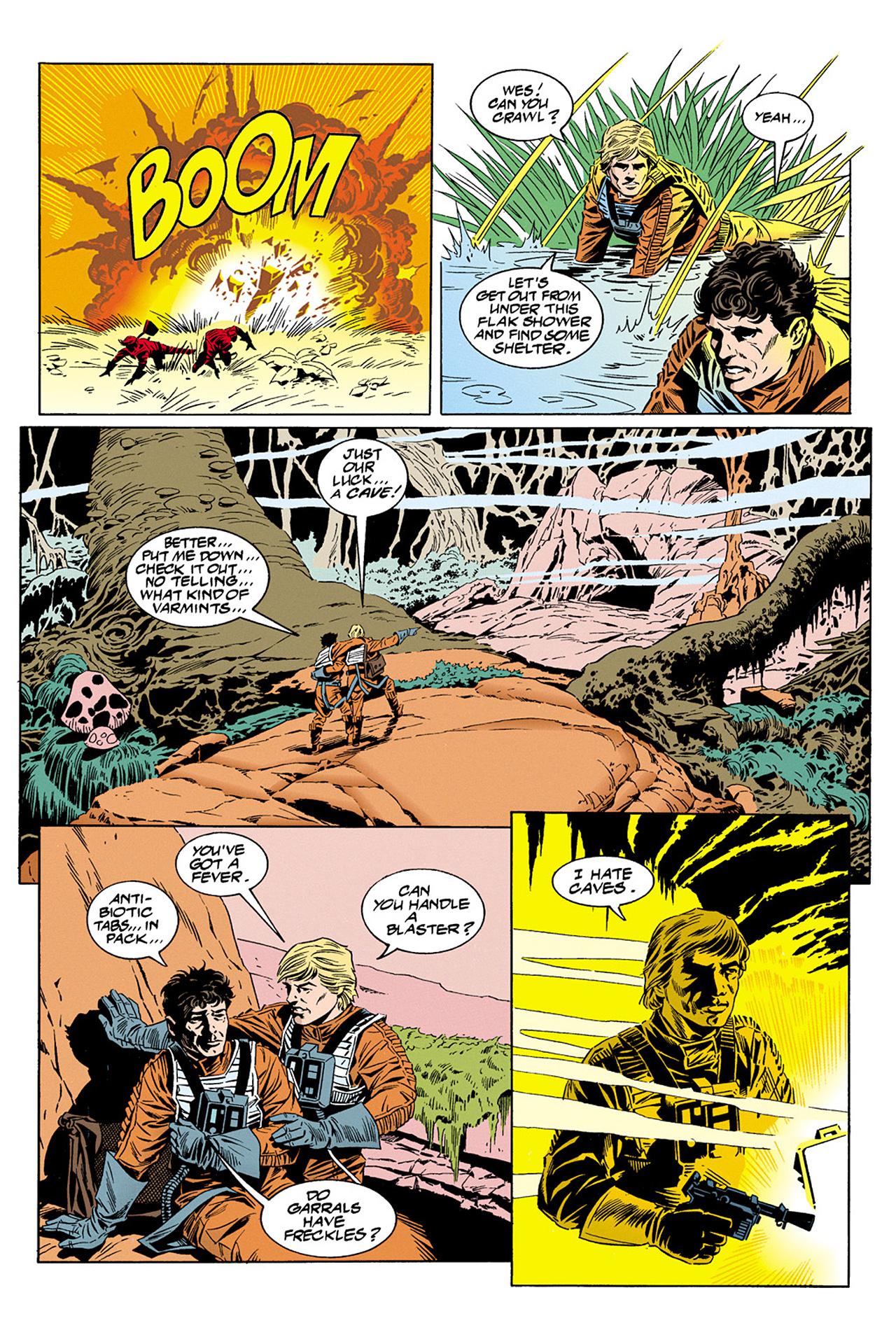 Read online Star Wars Omnibus comic -  Issue # Vol. 1 - 83