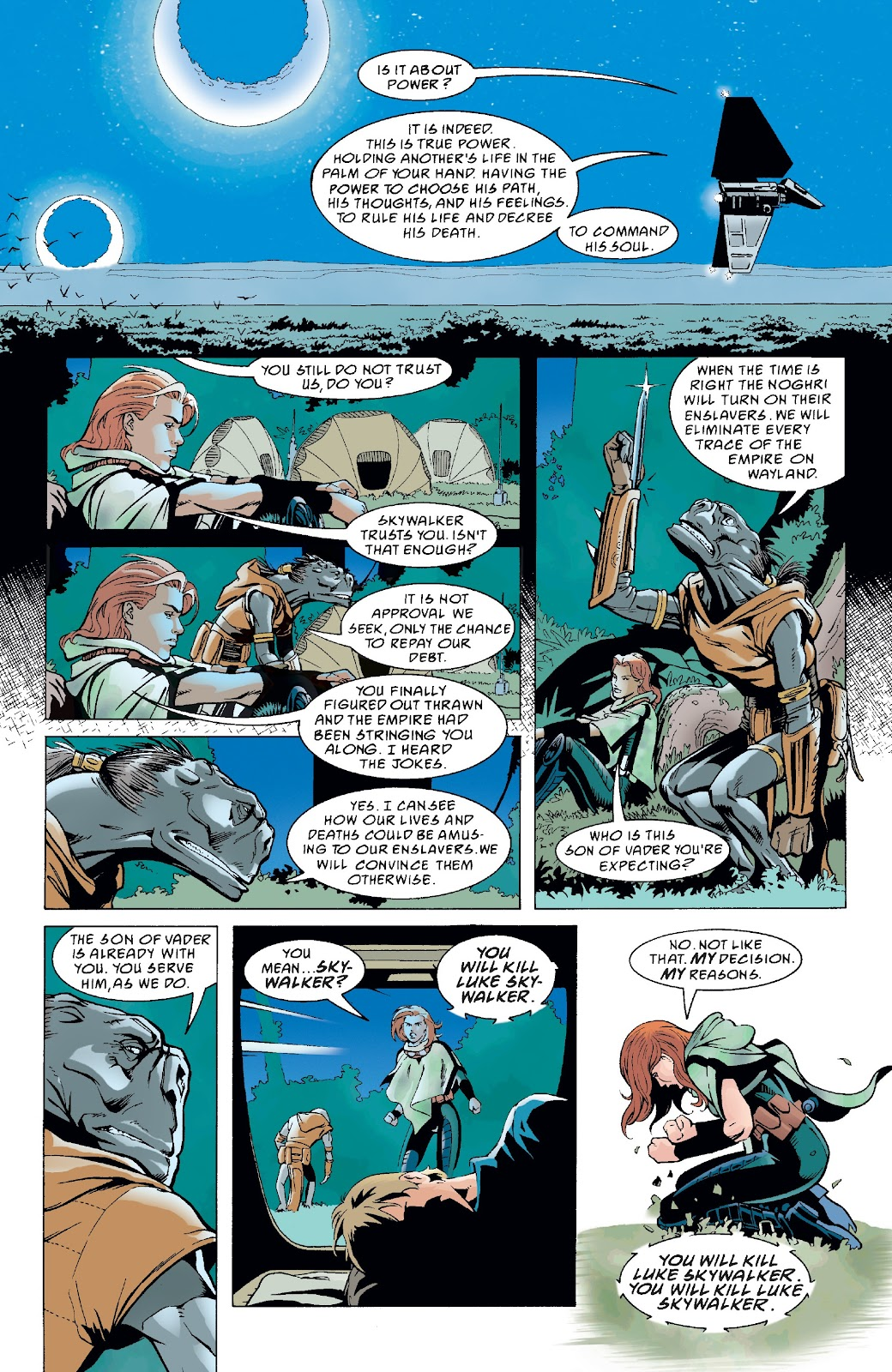 Read online Star Wars Legends: The New Republic - Epic Collection comic -  Issue # TPB 4 (Part 4) - 95